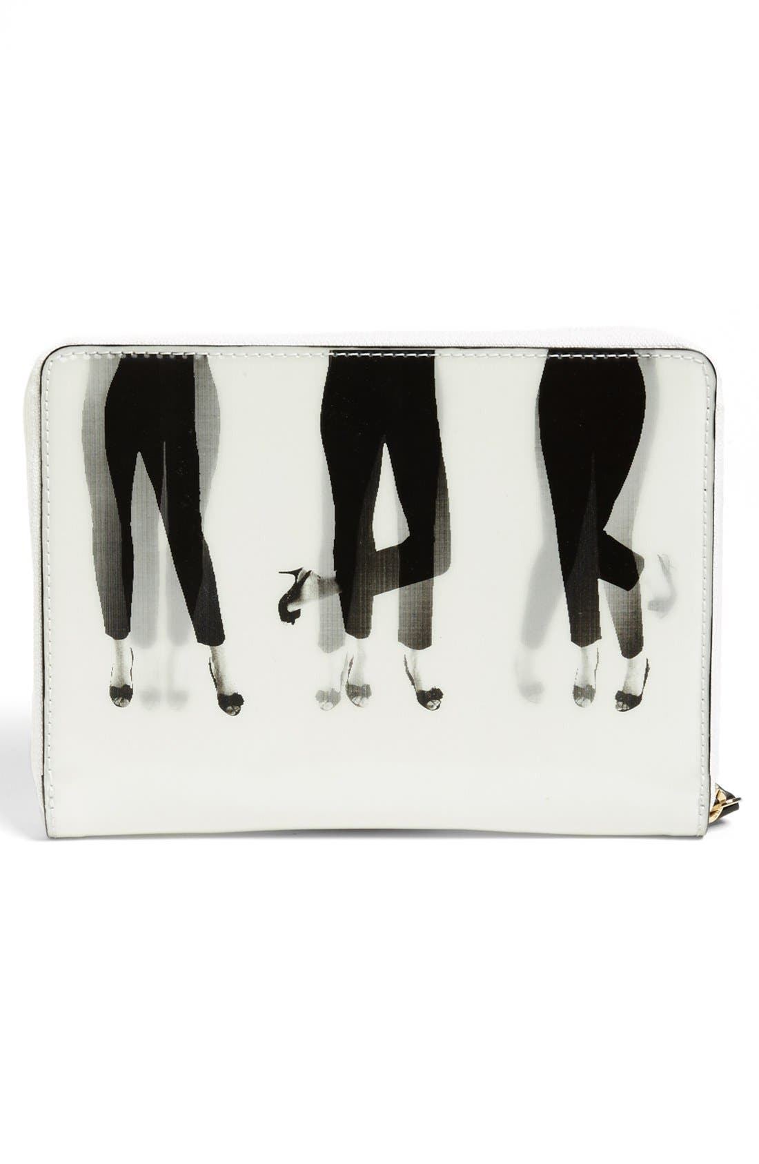 Alternate Image 4  - kate spade new york 'dancing lenticular' iPad mini folio
