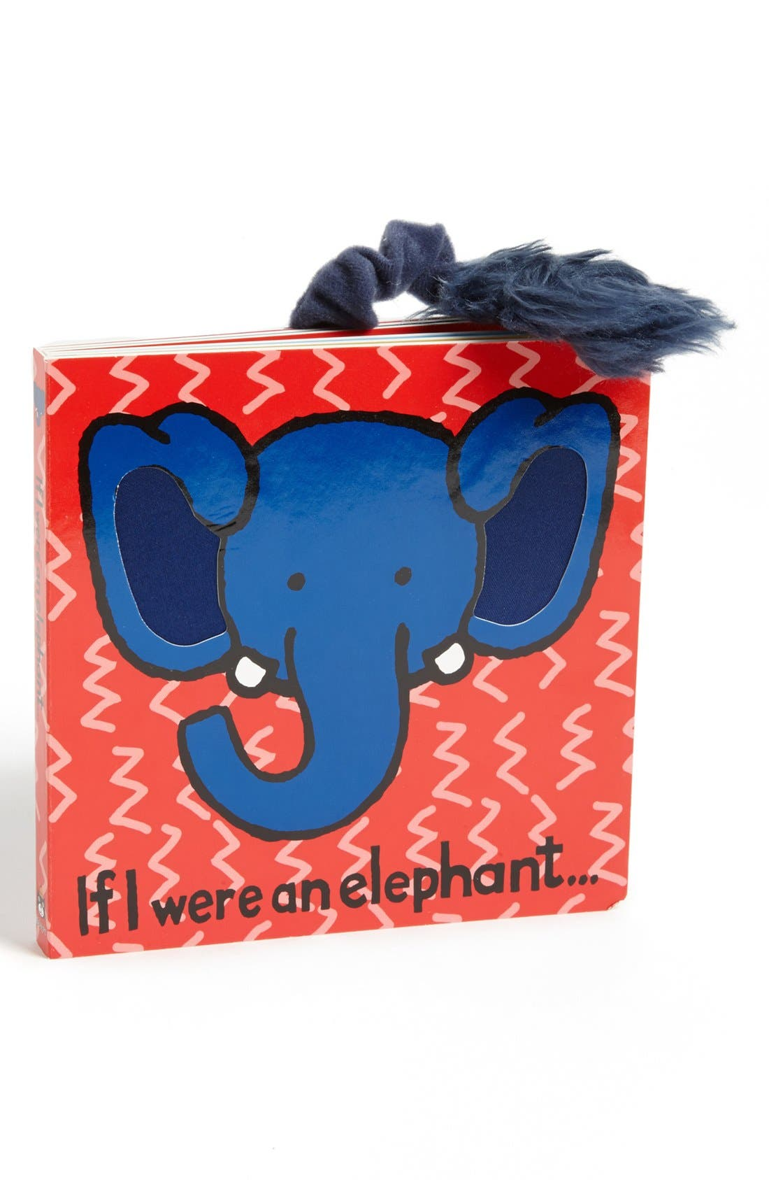 Alternate Image 1 Selected - 'If I Were an Elephant' Board Book