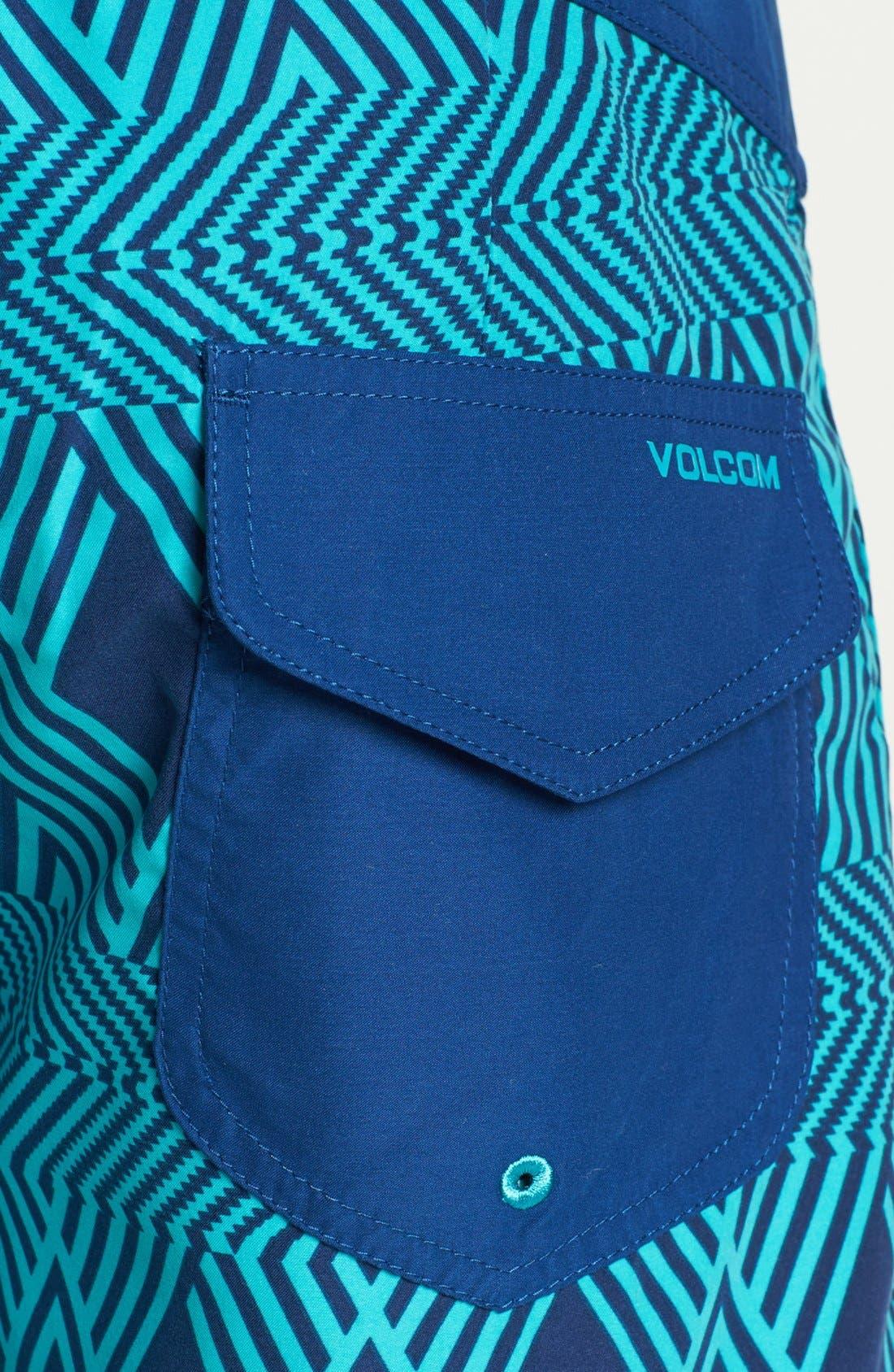 Alternate Image 3  - Volcom '45th St.' Board Shorts