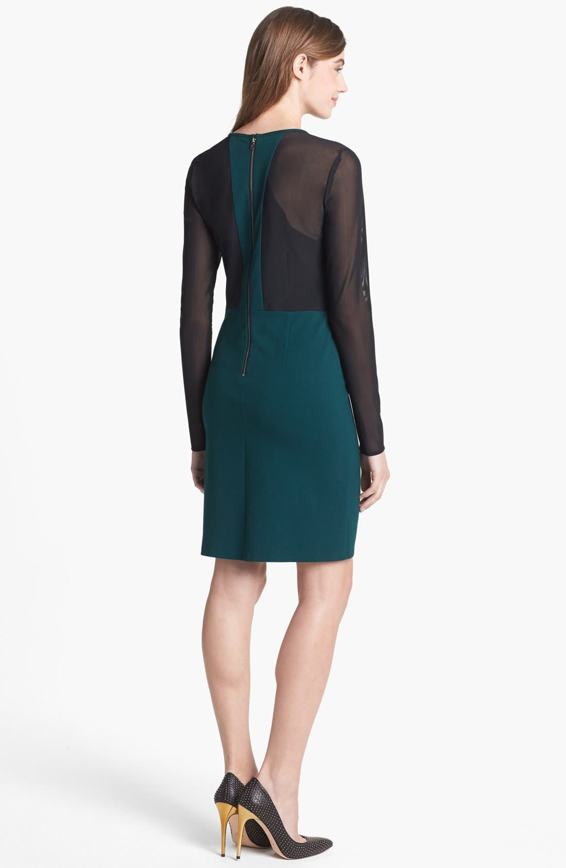 Alternate Image 2  - Kenneth Cole New York 'Verrin' Dress