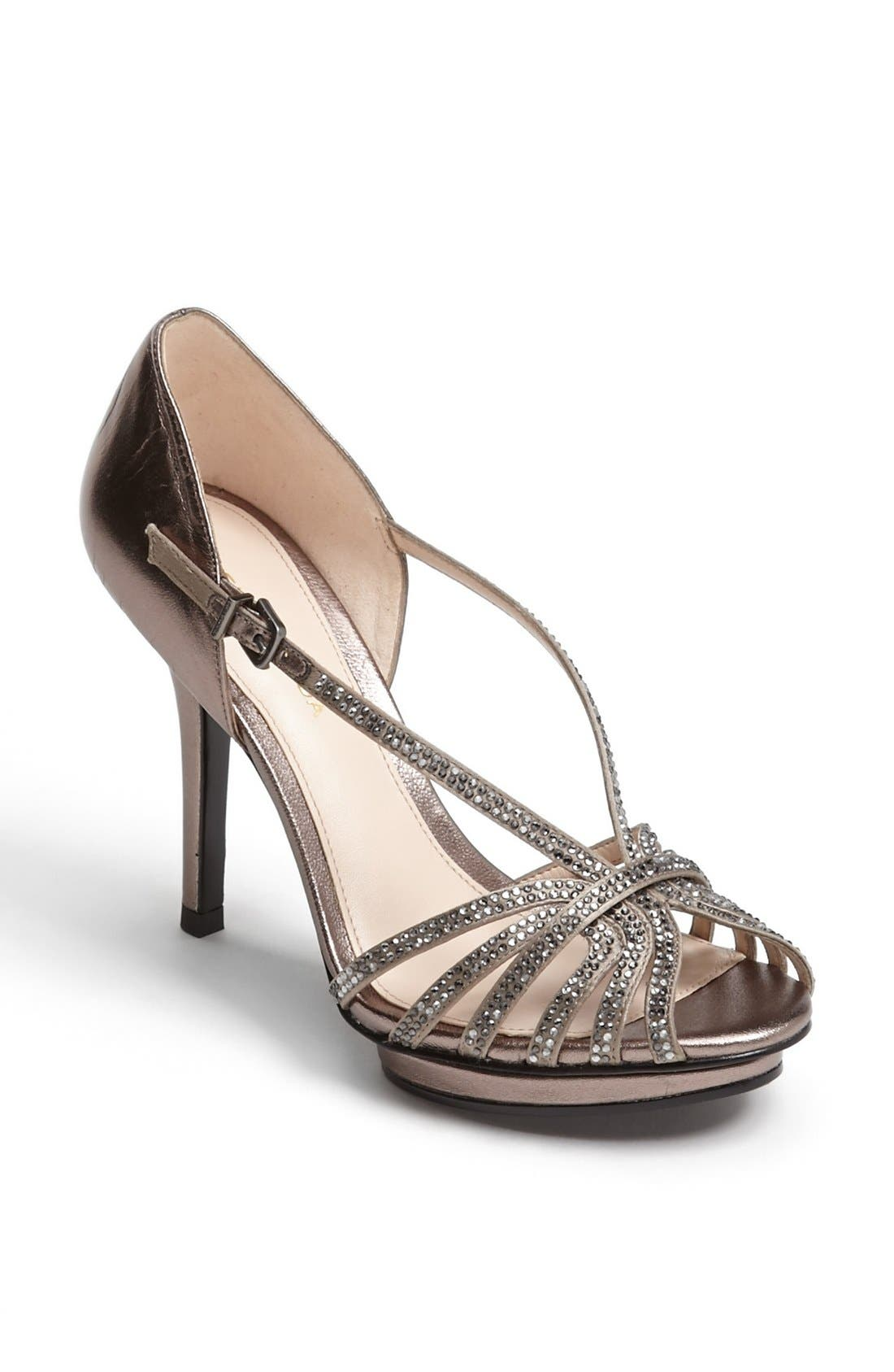 Alternate Image 1 Selected - Pelle Moda 'Raya' Sandal