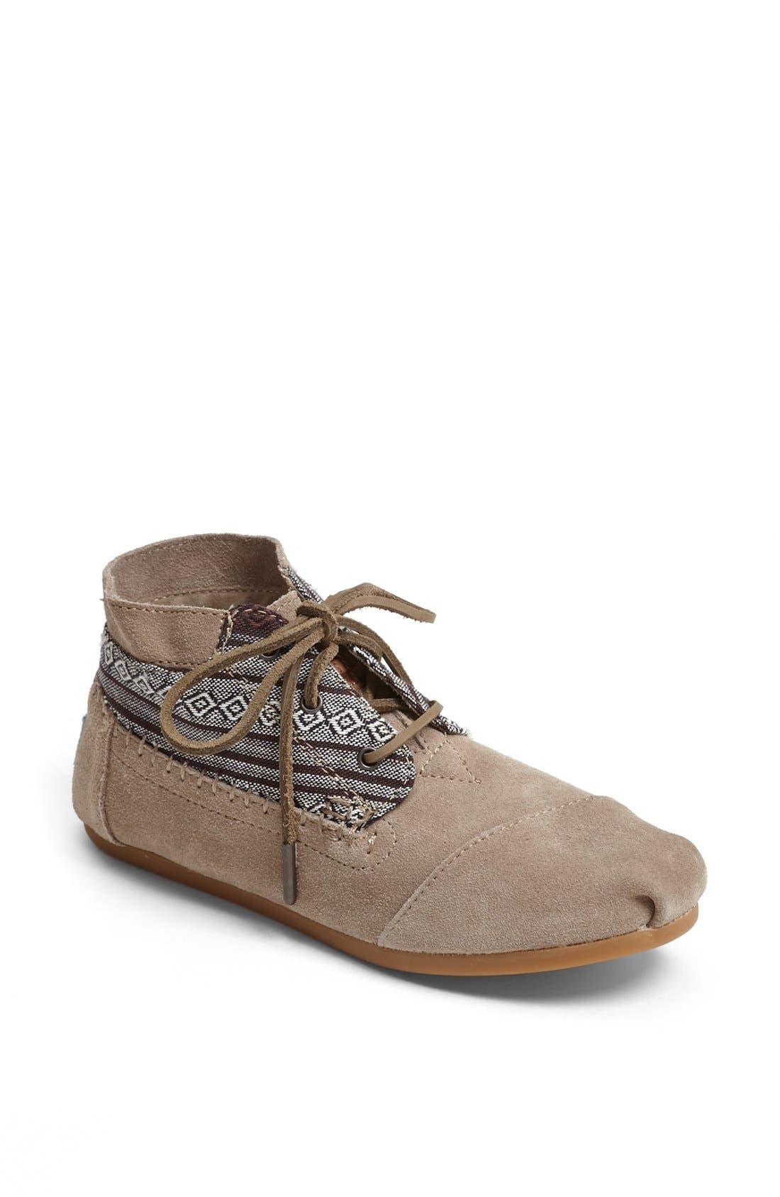 Alternate Image 1 Selected - TOMS Pattern Boot (Women)