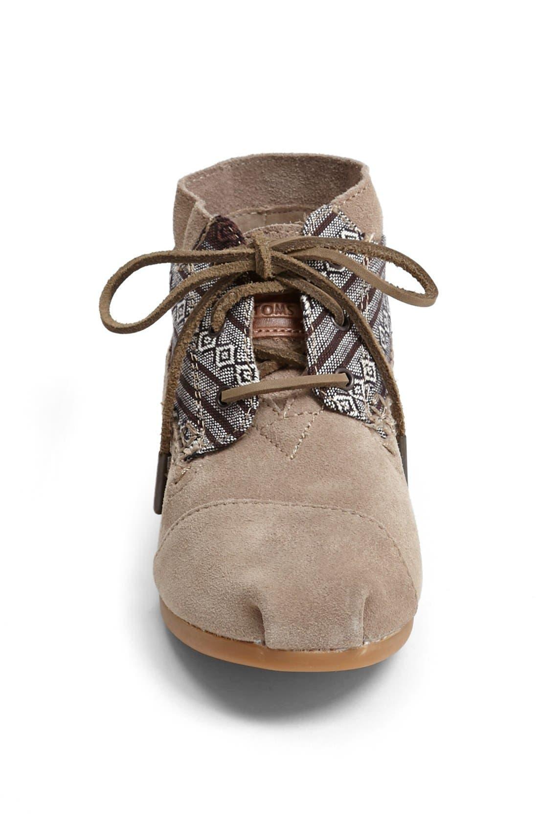 Alternate Image 3  - TOMS Pattern Boot (Women)
