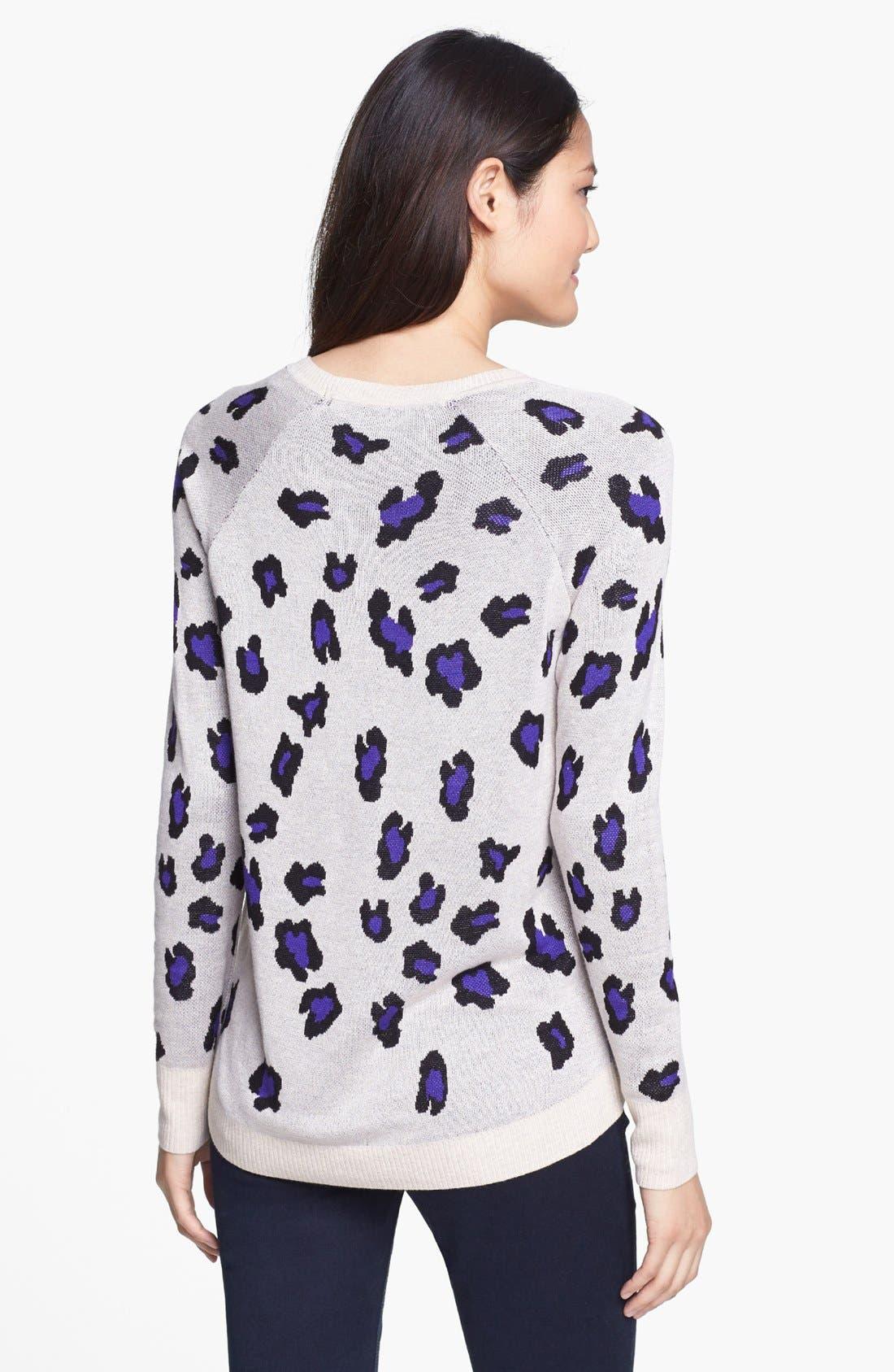 Alternate Image 2  - kensie 'Drapey' Sweater