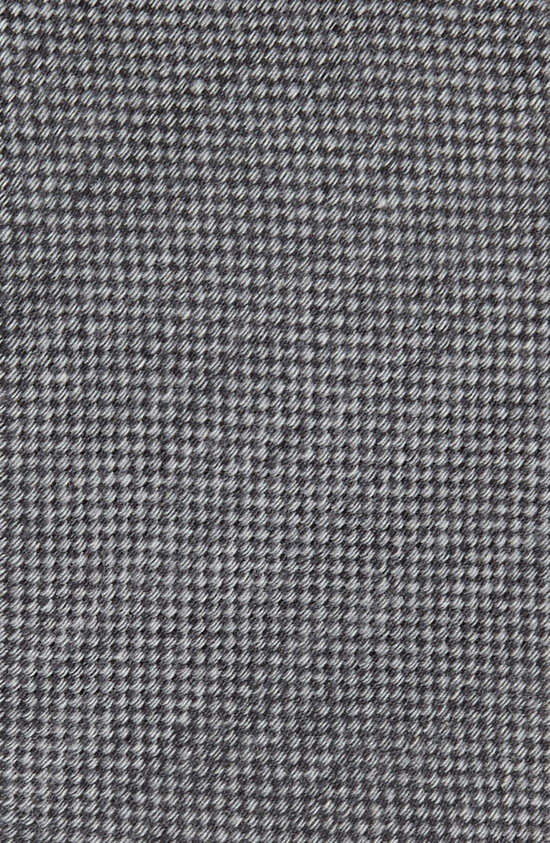 Alternate Image 2  - John W. Nordstrom Woven Wool Tie