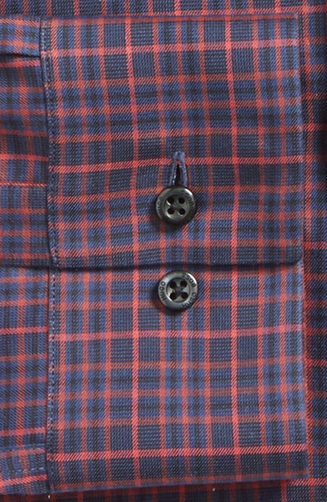 Alternate Image 2  - HUGO 'Endersonx' Modern Fit Dress Shirt