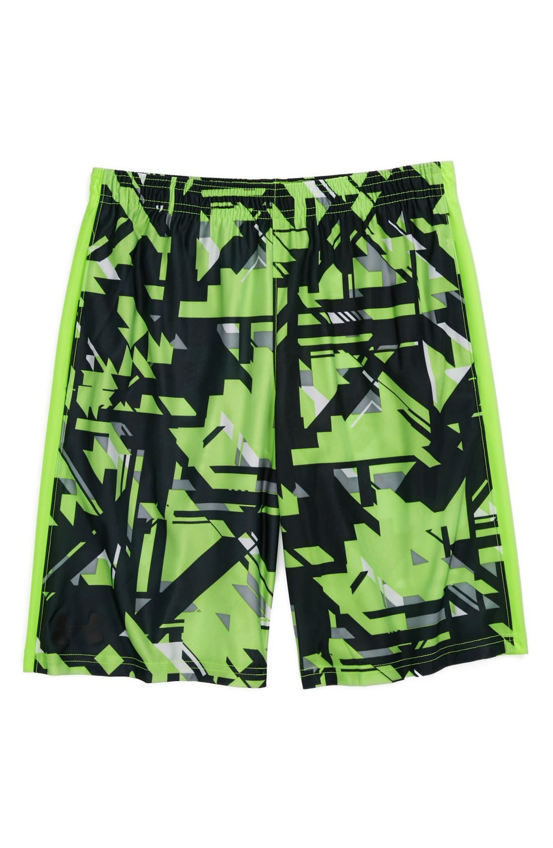 Alternate Image 1 Selected - Under Armour 'Ultimate' Shorts (Big Boys)