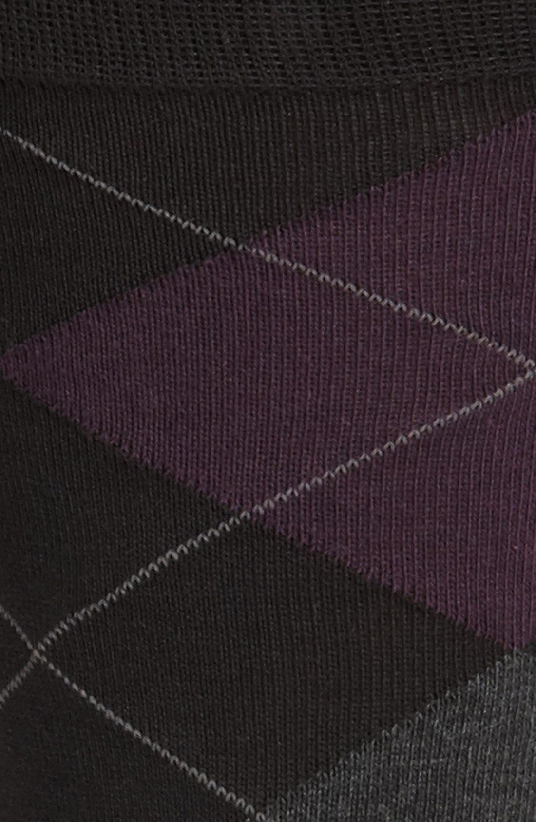 Alternate Image 2  - Cole Haan 'New Argyle' Socks