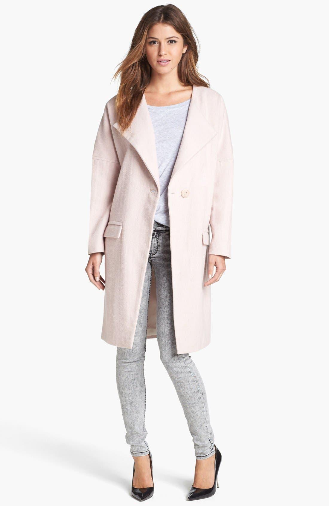 Main Image - Tildon 'Lofty' Wool Coat