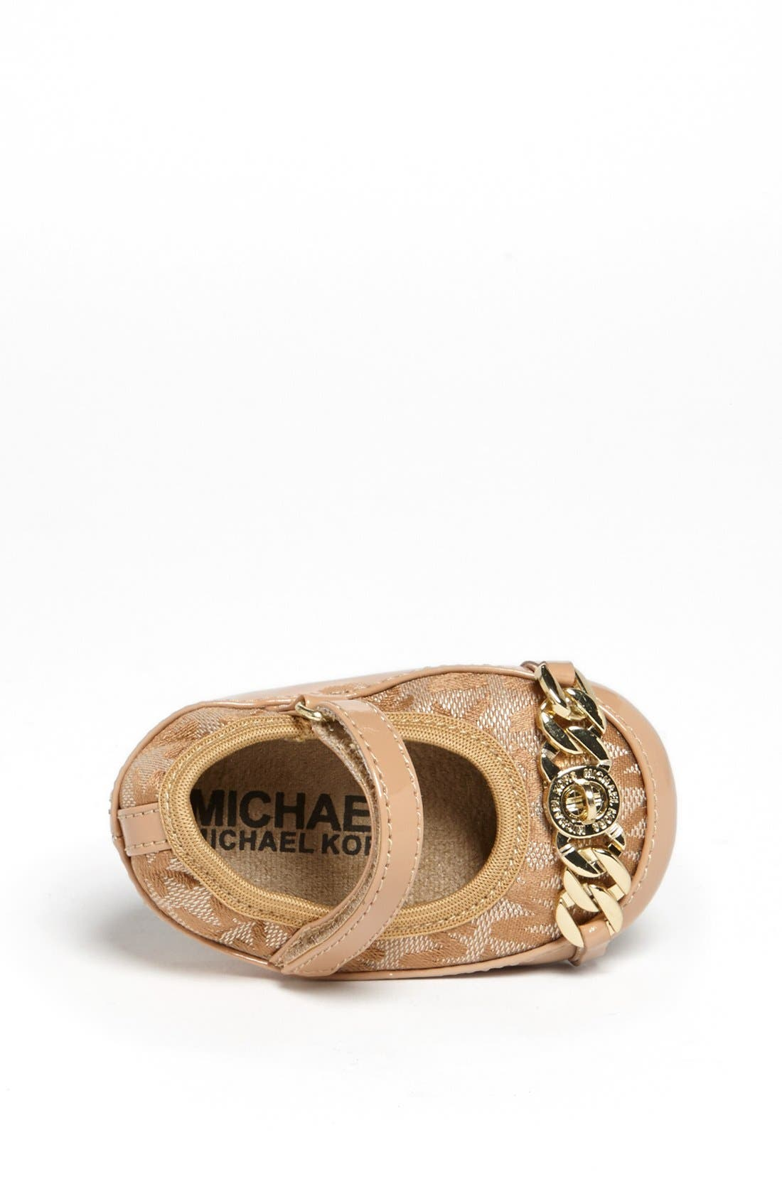 Alternate Image 3  - MICHAEL Michael Kors 'Grace' Flat (Baby)