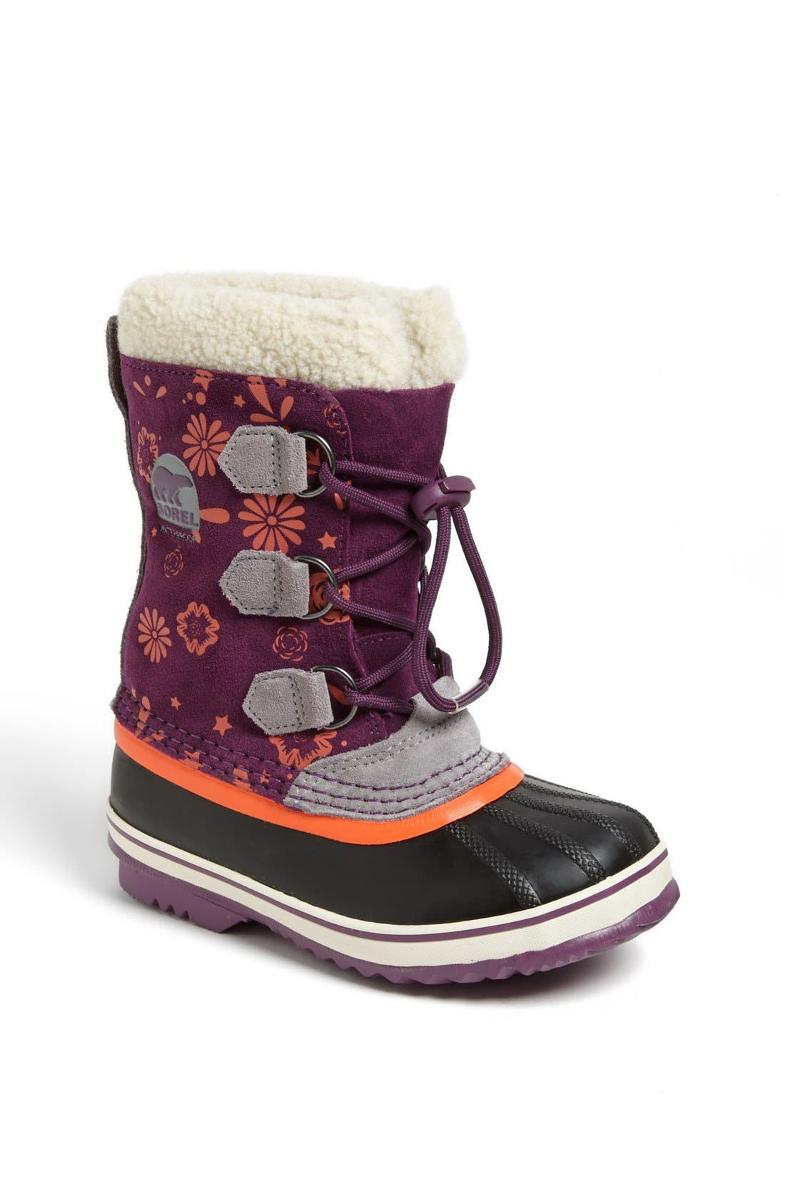 Main Image - SOREL '1964 PAC™ - Graphic' Snow Boot (Toddler, Little Kid & Big Kid)