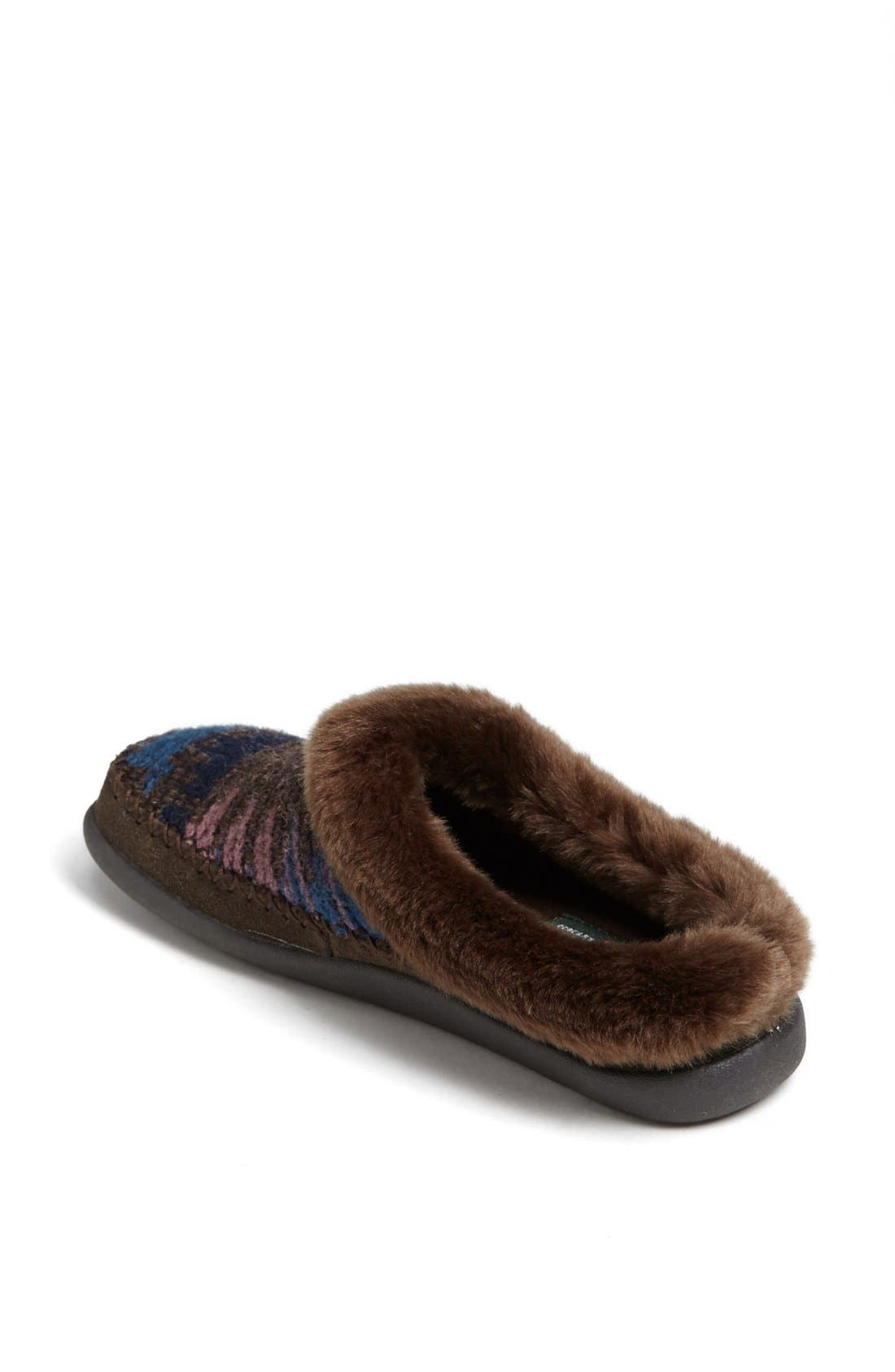 Alternate Image 2  - Woolrich 'Dove Creek' Slipper (Women)