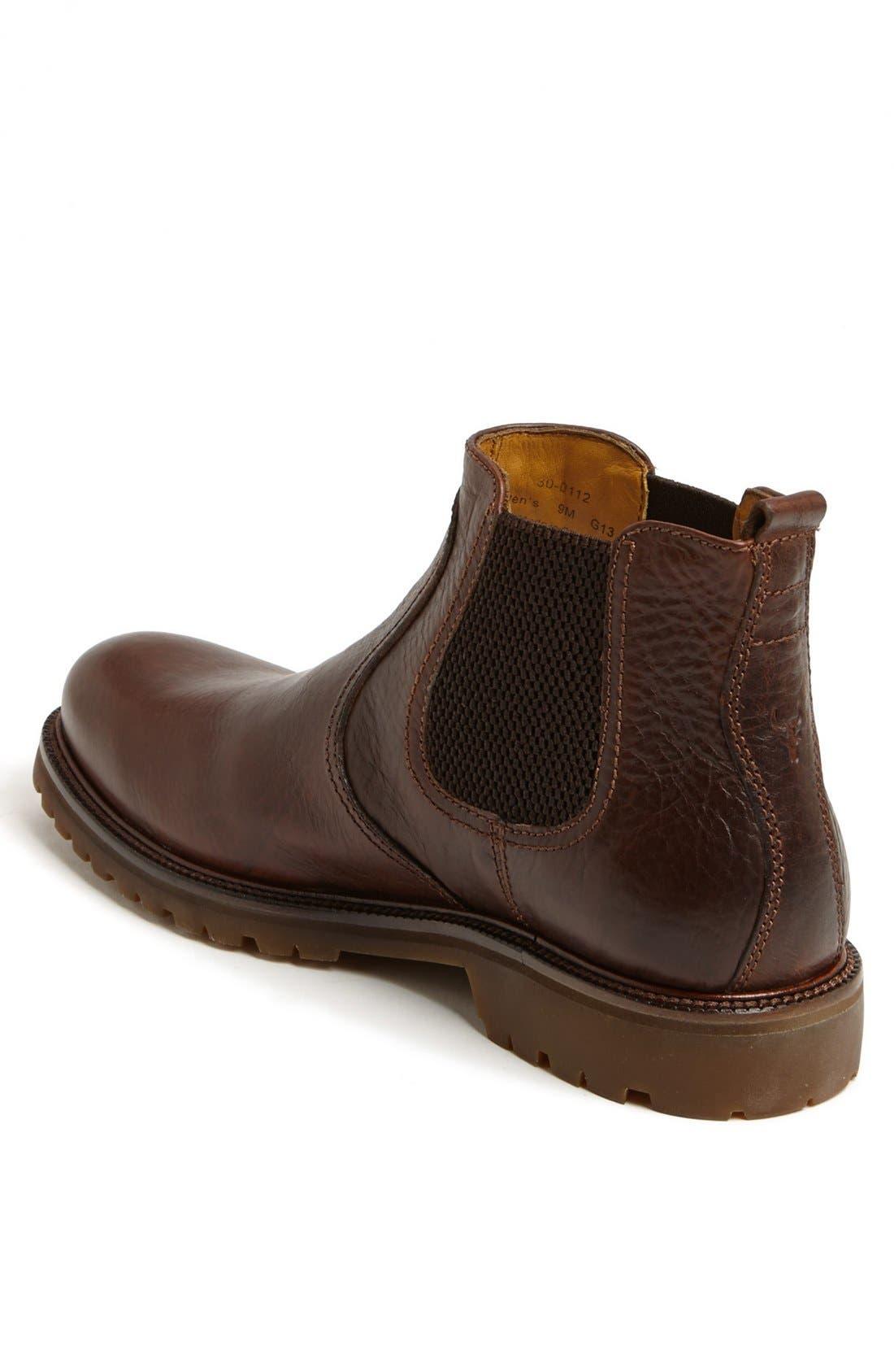 Alternate Image 2  - Trask 'Garnet' Chelsea Boot