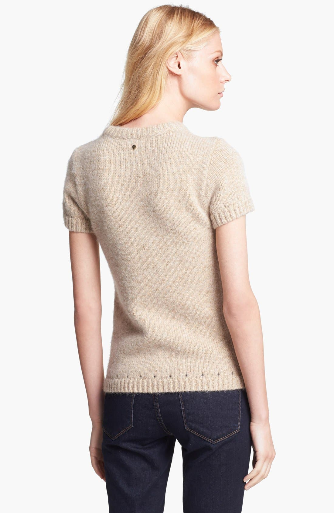 Alternate Image 2  - kate spade new york 'kortina' sweater