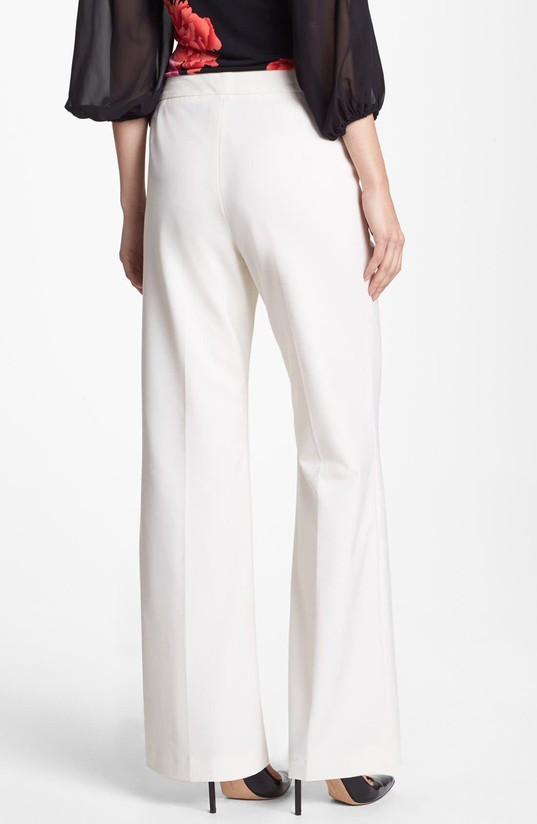 Alternate Image 2  - Vince Camuto Wide Leg Pants