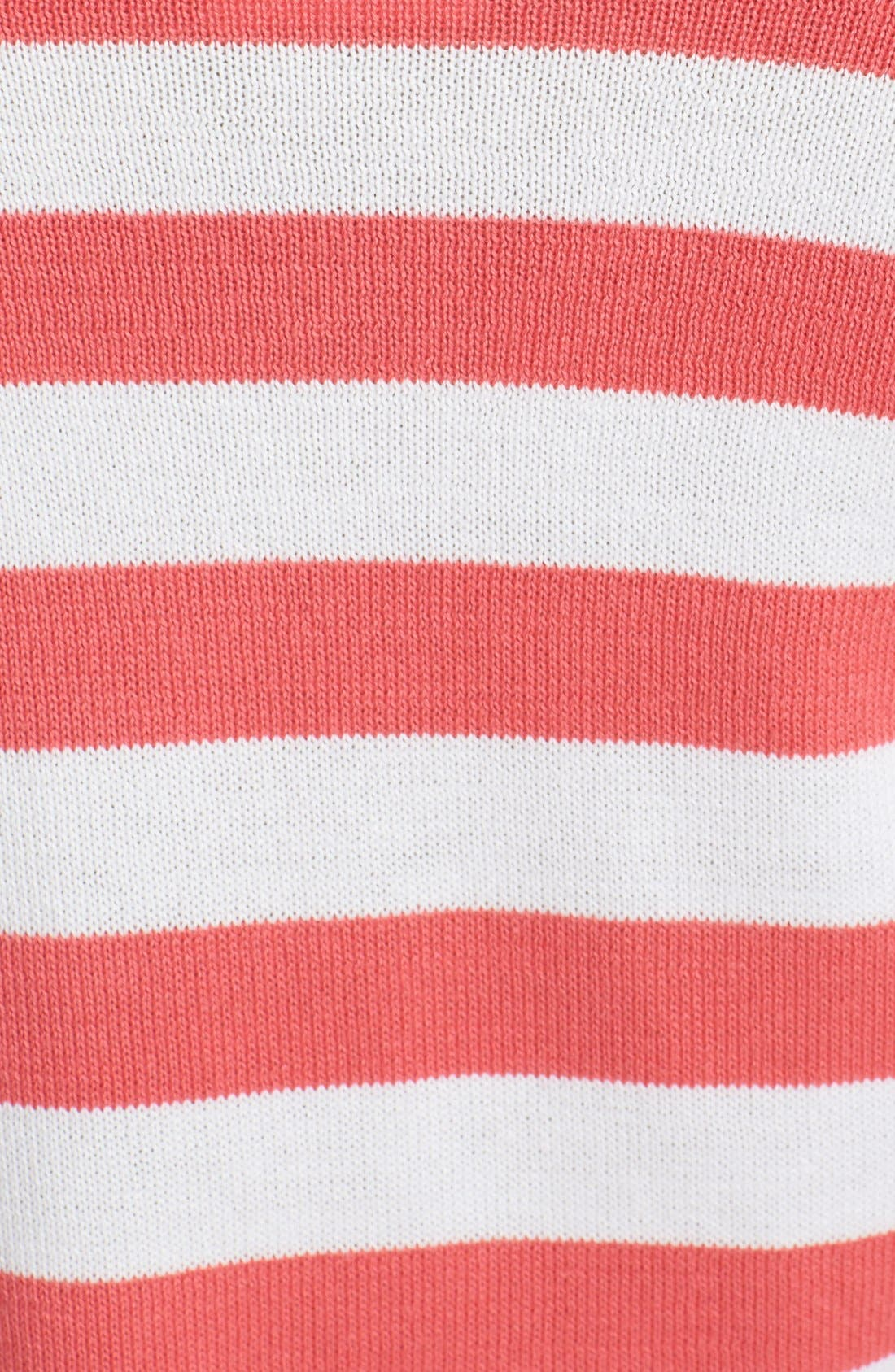 Alternate Image 3  - Two by Vince Camuto 'Simple Stripe' Sweater