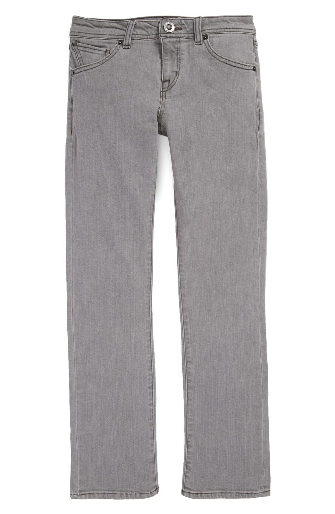 Alternate Image 2  - Volcom 'Vorta' Jeans (Big Boys)