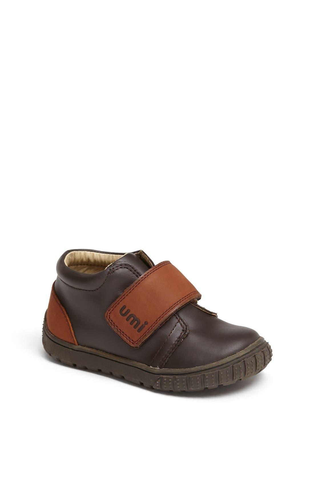 Alternate Image 1 Selected - Umi 'Bodi' Dress Boot (Walker & Toddler)