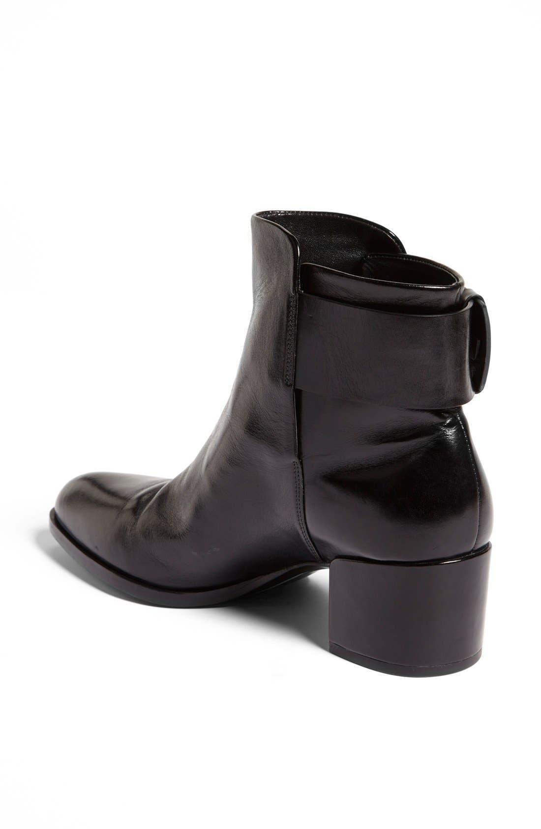 Alternate Image 2  - Alexander Wang 'Anja' Calfskin Leather Ankle Boot