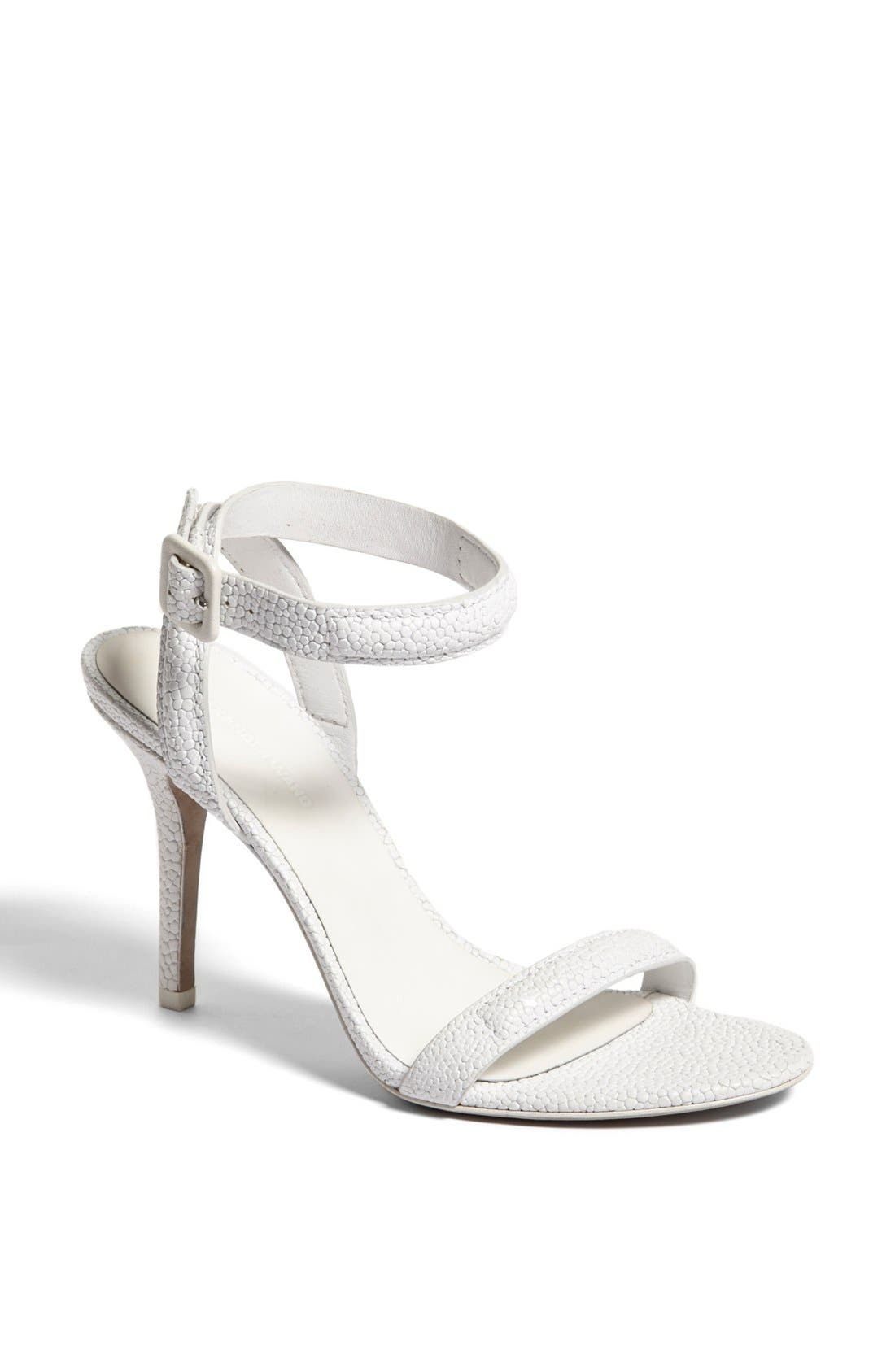 Alternate Image 1 Selected - Alexander Wang 'Antonia' Ankle Strap Sandal