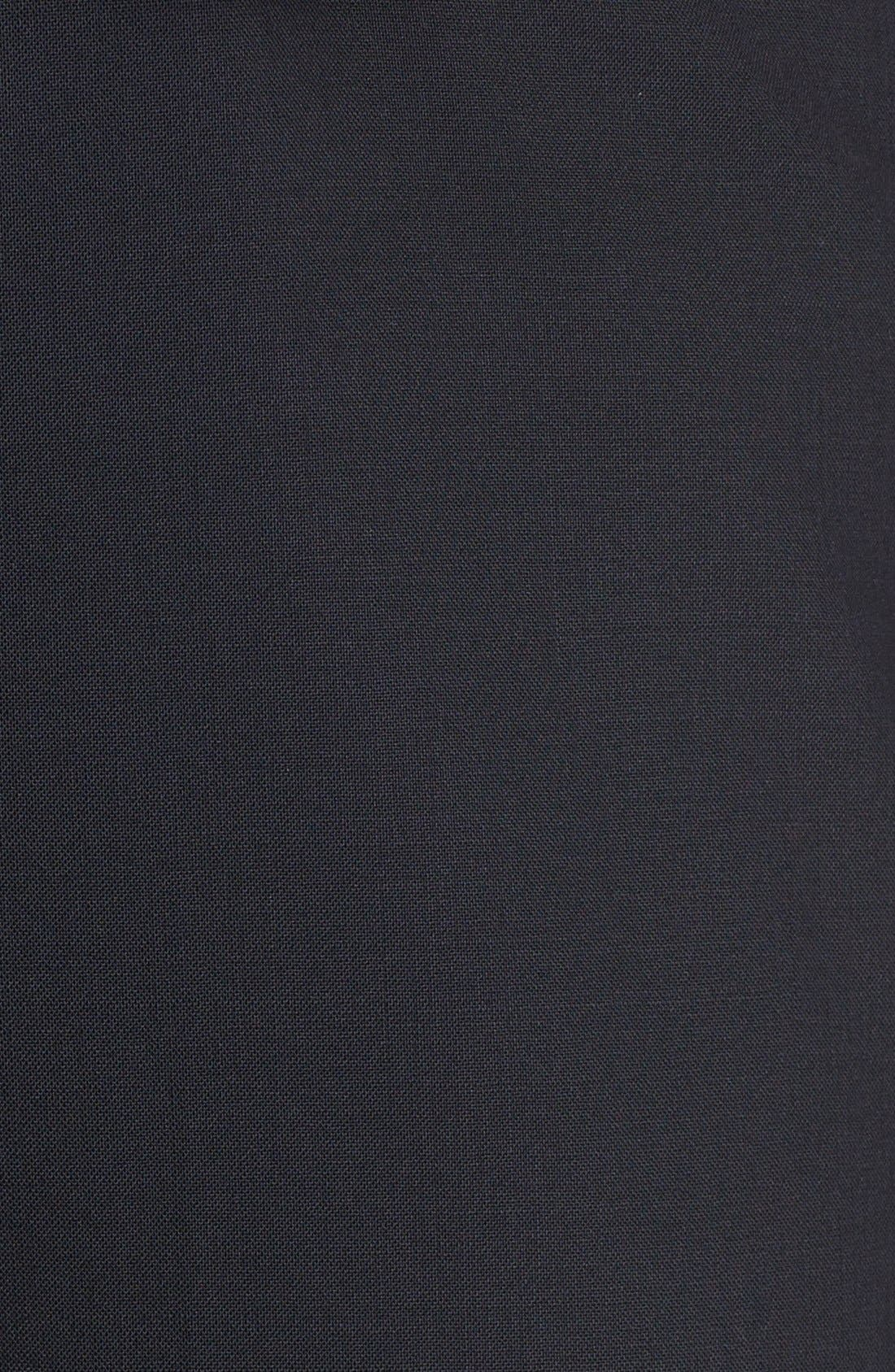 Alternate Image 3  - Santorelli 'Mara' Stretch Wool Trousers