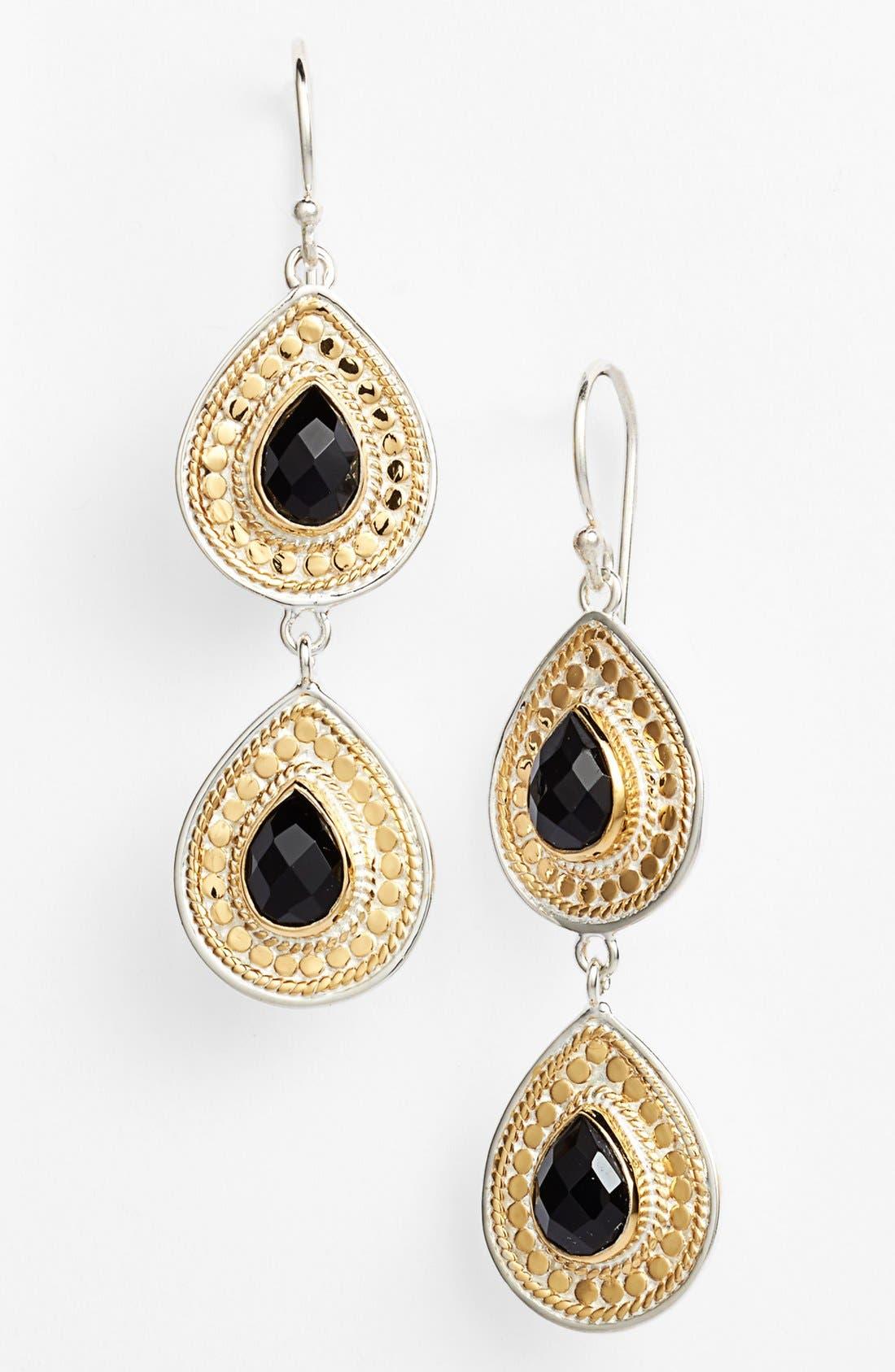 Main Image - Anna Beck 'Gili' Double Teardrop Earrings