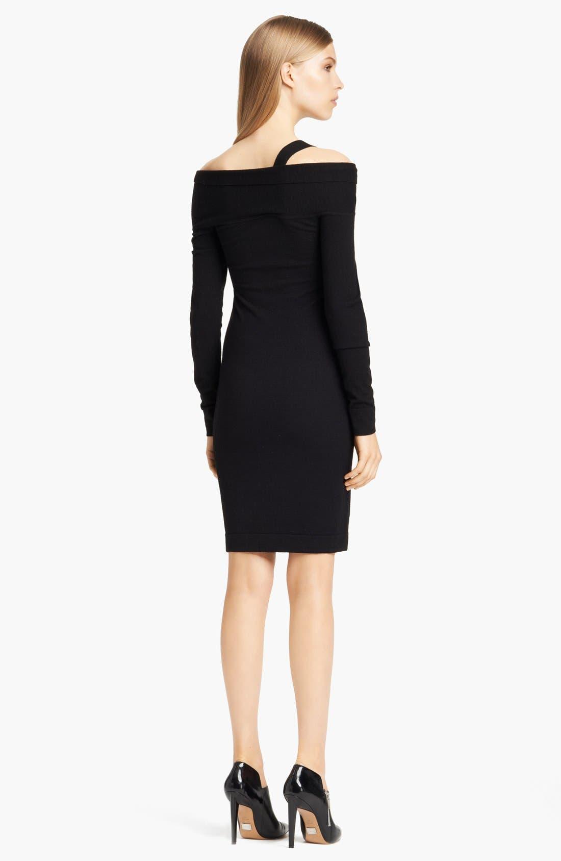 Alternate Image 2  - Donna Karan Collection 'First Layer' Cashmere Blend Dress