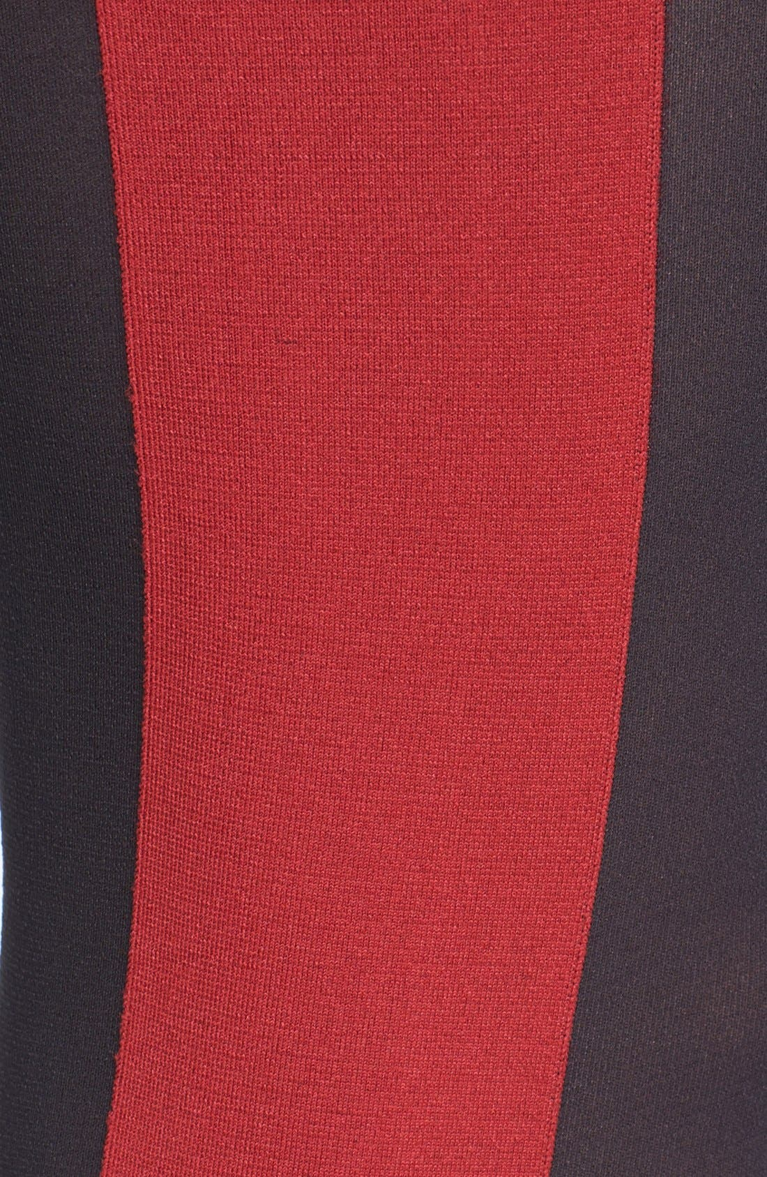Alternate Image 2  - DKNY Colorblock Tights