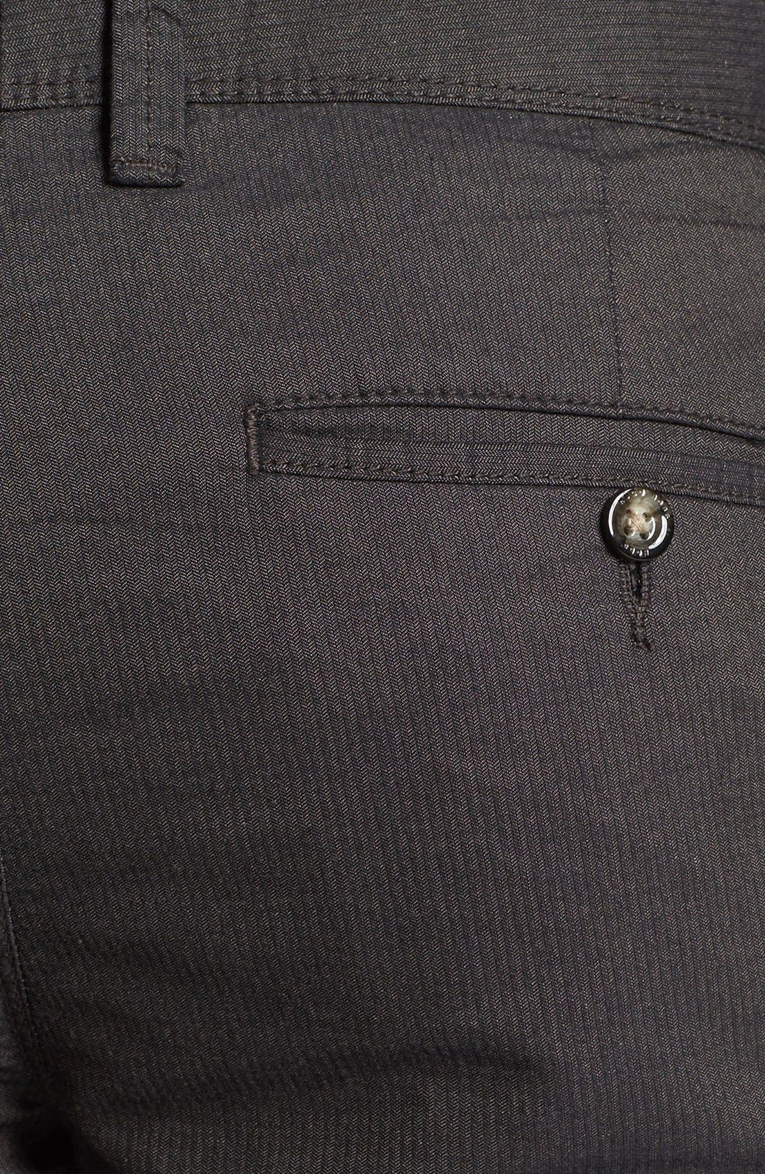 Alternate Image 3  - BOSS HUGO BOSS 'Crigan 1-7-W' Regular Fit Pants