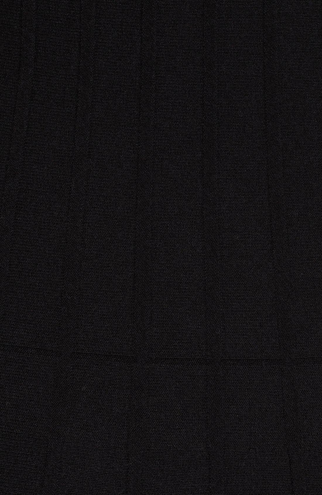 Alternate Image 3  - Donna Karan Collection Cap Sleeve Fit & Flare Dress