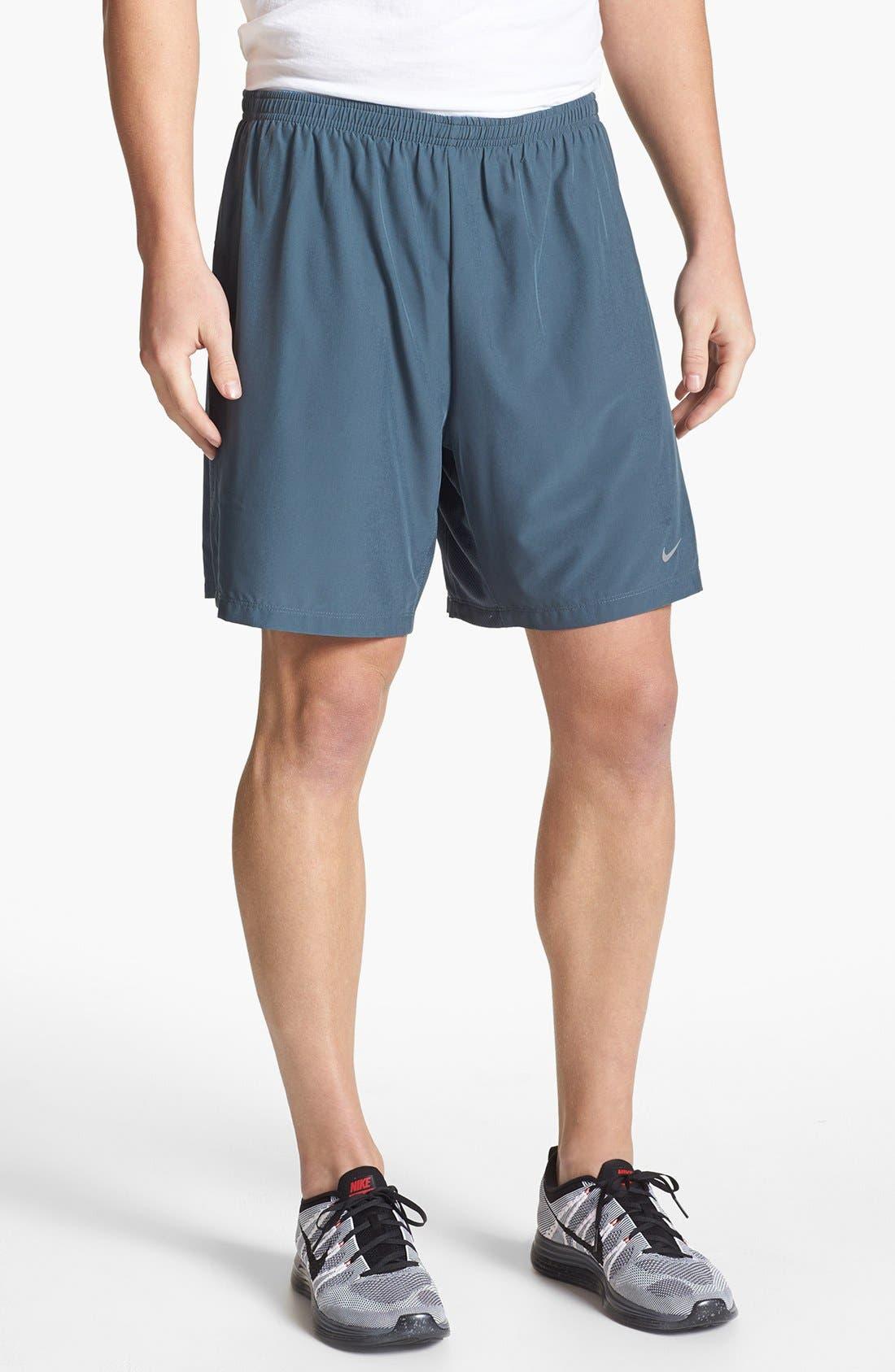 Alternate Image 1 Selected - Nike 'Phenom' 2-in-1 Shorts
