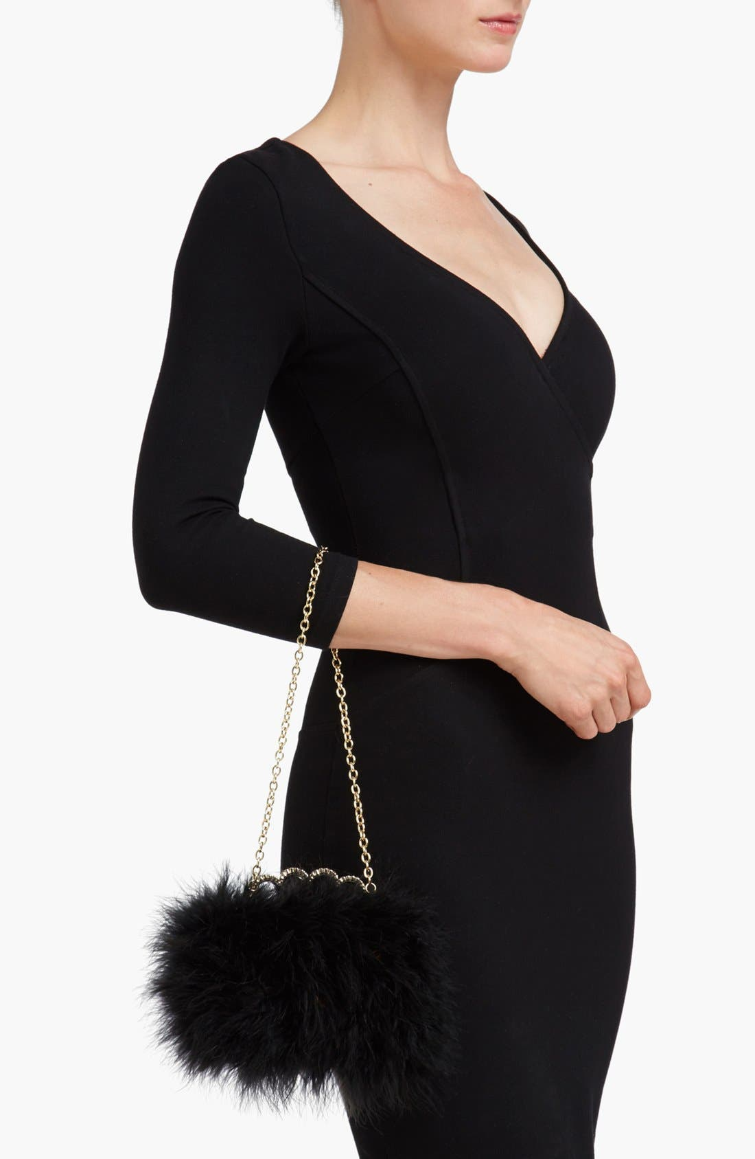 Alternate Image 2  - BCBGMAXAZRIA 'Quinn' Clutch