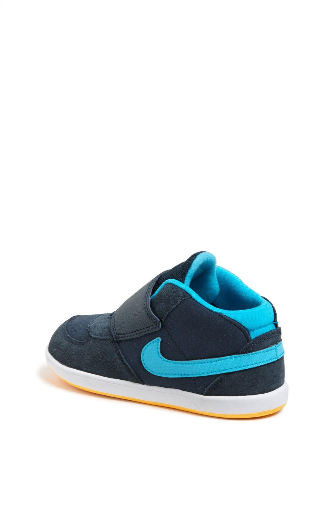 Alternate Image 2  - Nike 'Mavrk Mid' Athletic Shoe (Baby, Walker & Toddler)