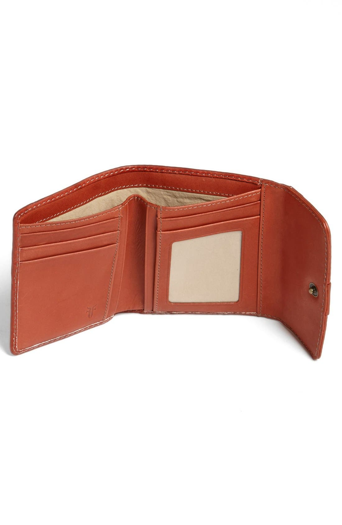 Alternate Image 2  - Frye 'Campus - Small' Leather Wallet