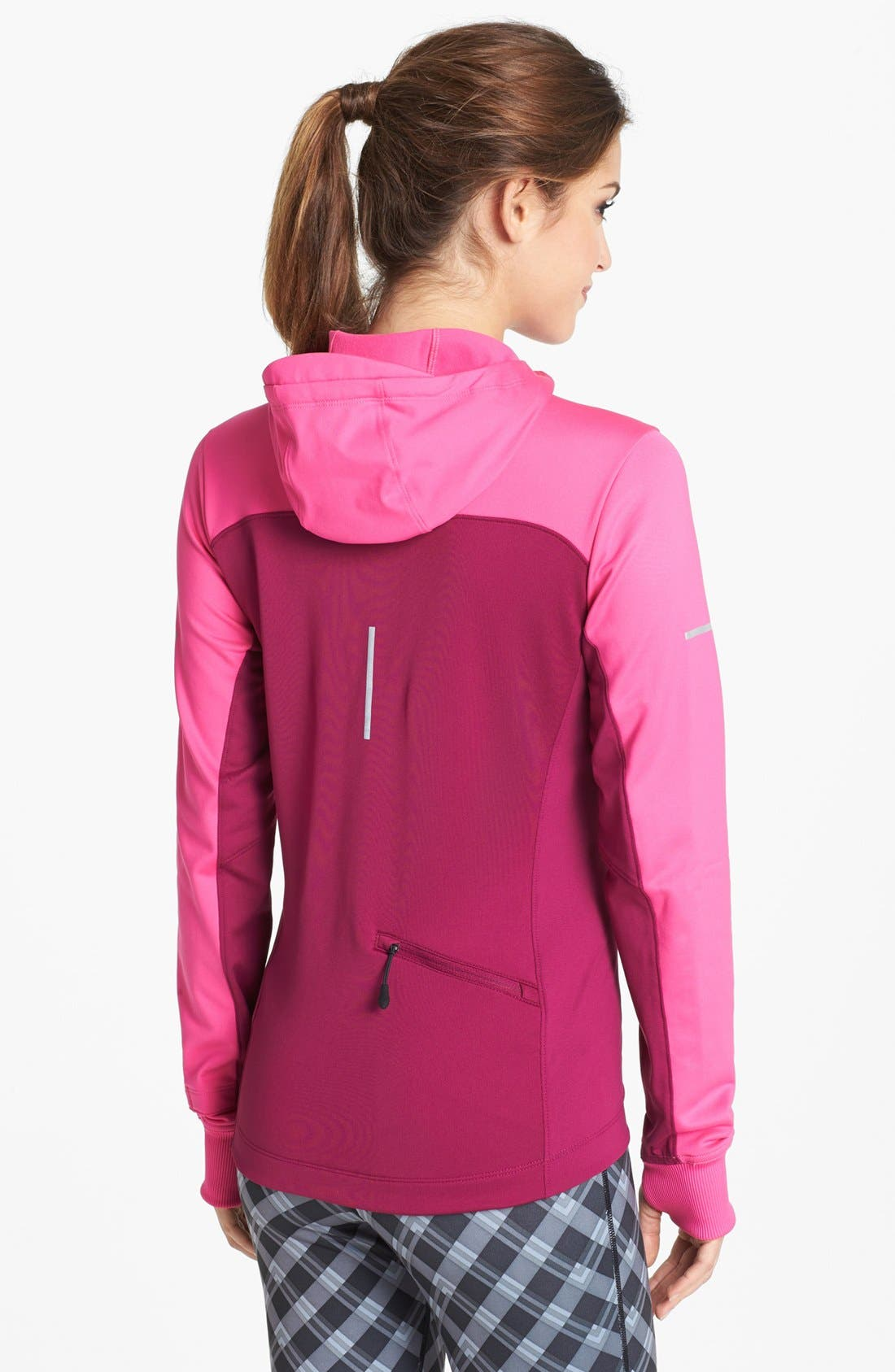 Alternate Image 2  - Nike Thermal Hoodie
