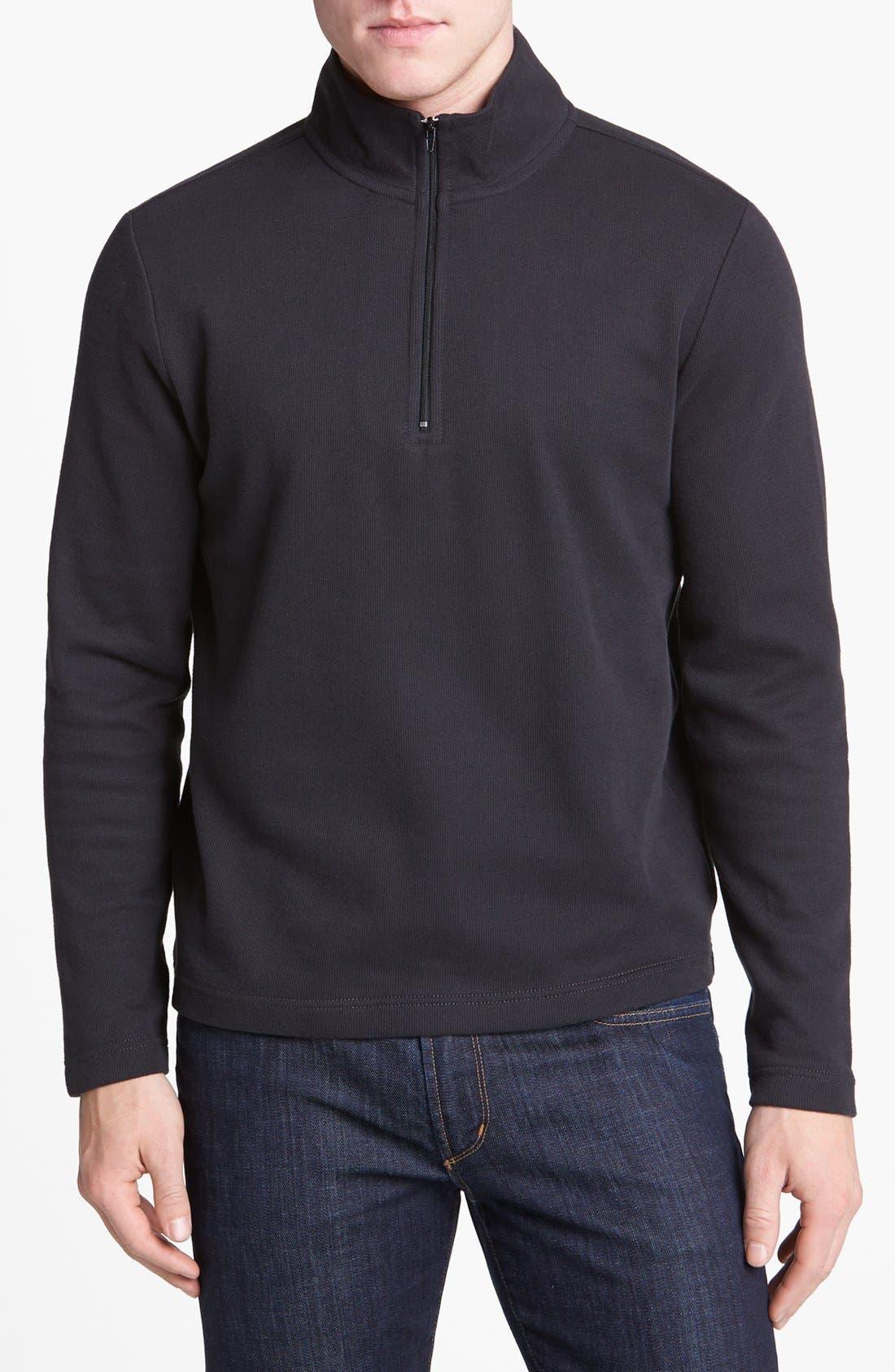 Main Image - Robert Barakett 'Niles' Half Zip Sweatshirt