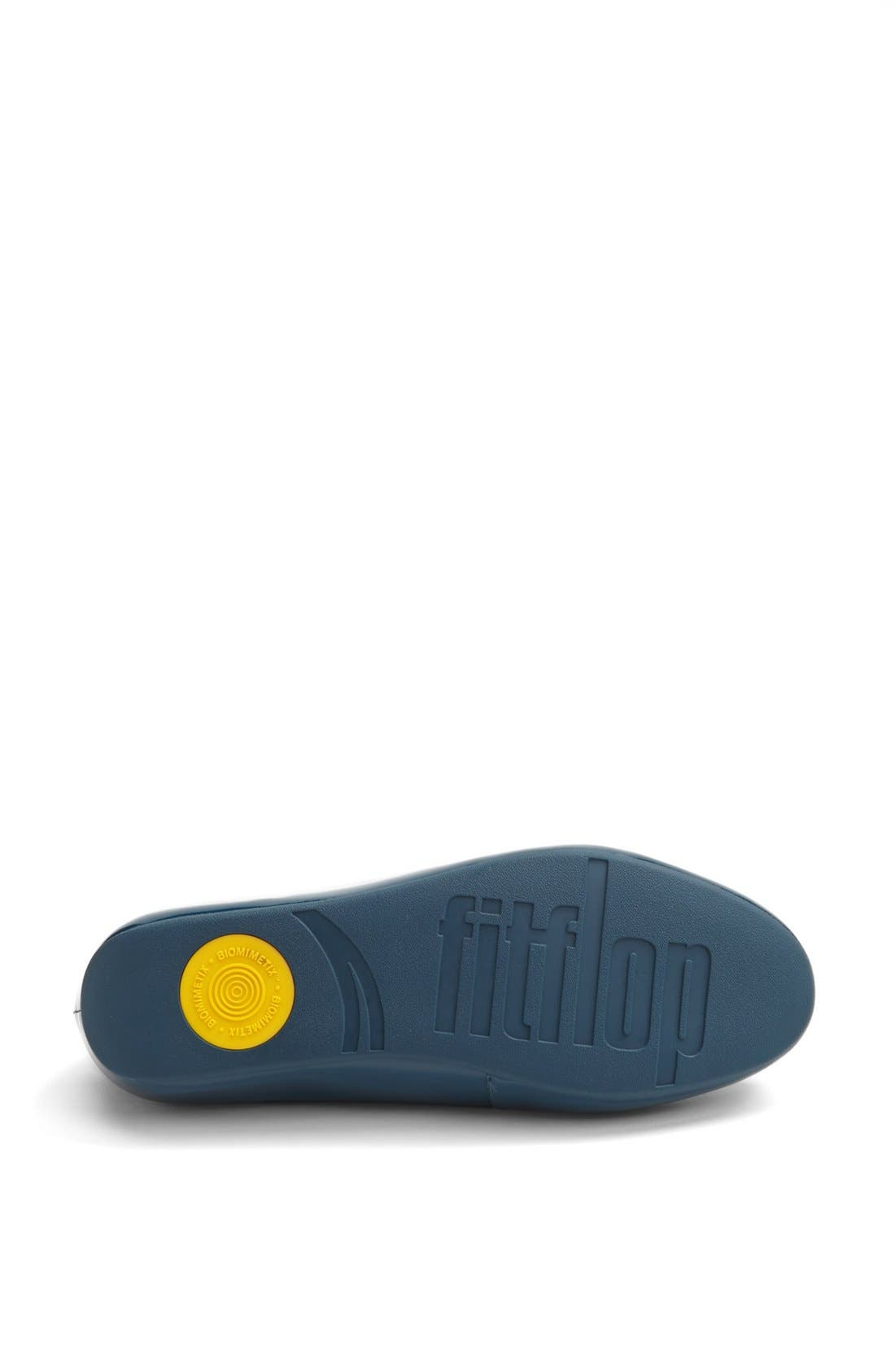 Alternate Image 4  - FitFlop 'Dué™' Patent Flat