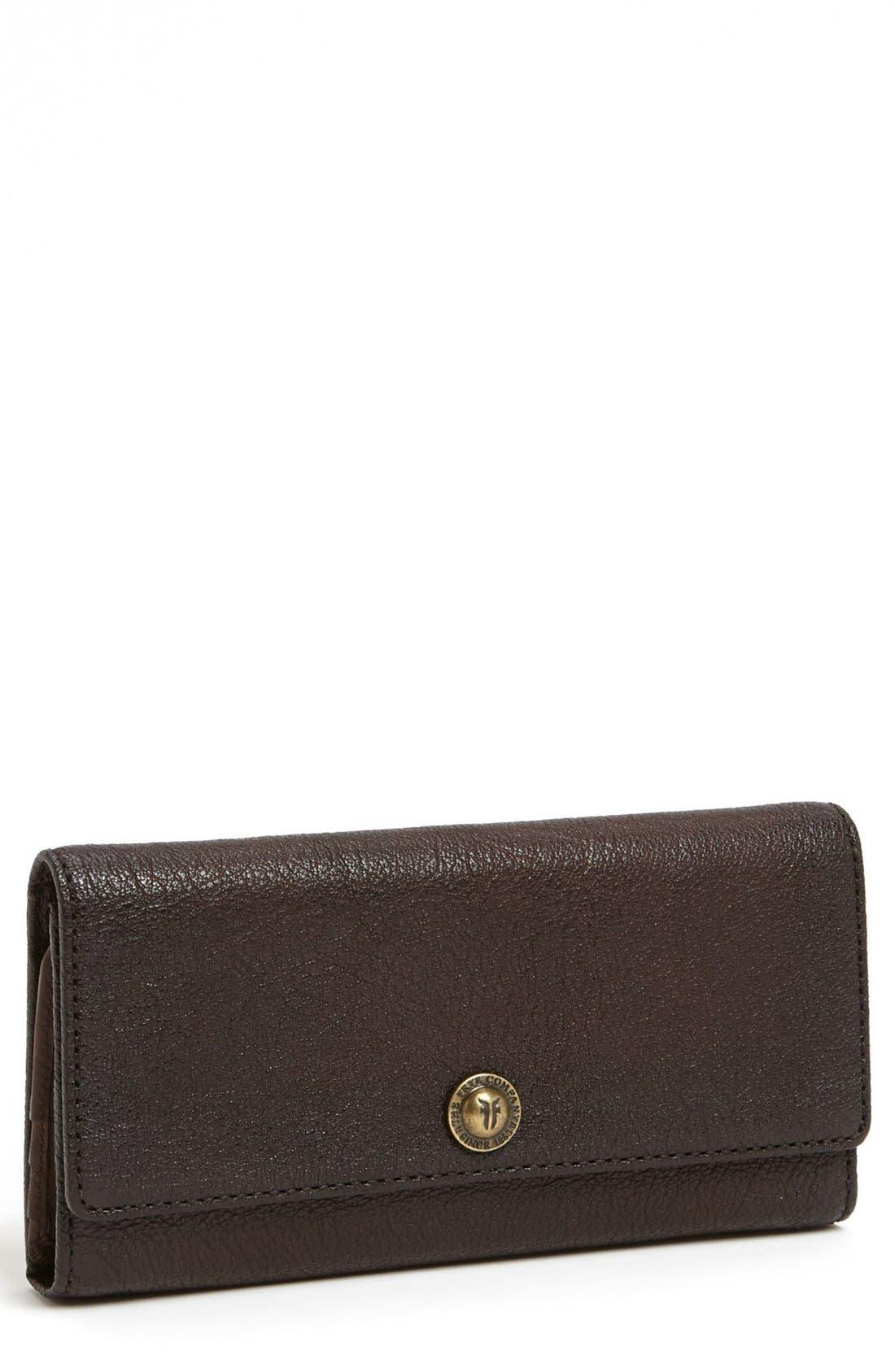 Alternate Image 1 Selected - Frye 'Melissa' Leather Wallet