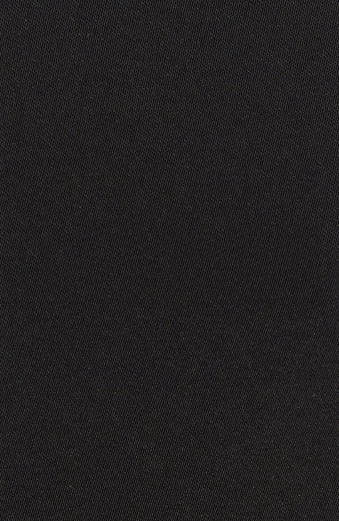 Alternate Image 3  - Alex Evenings Embellished Mesh & Crepe Sheath Dress (Petite)