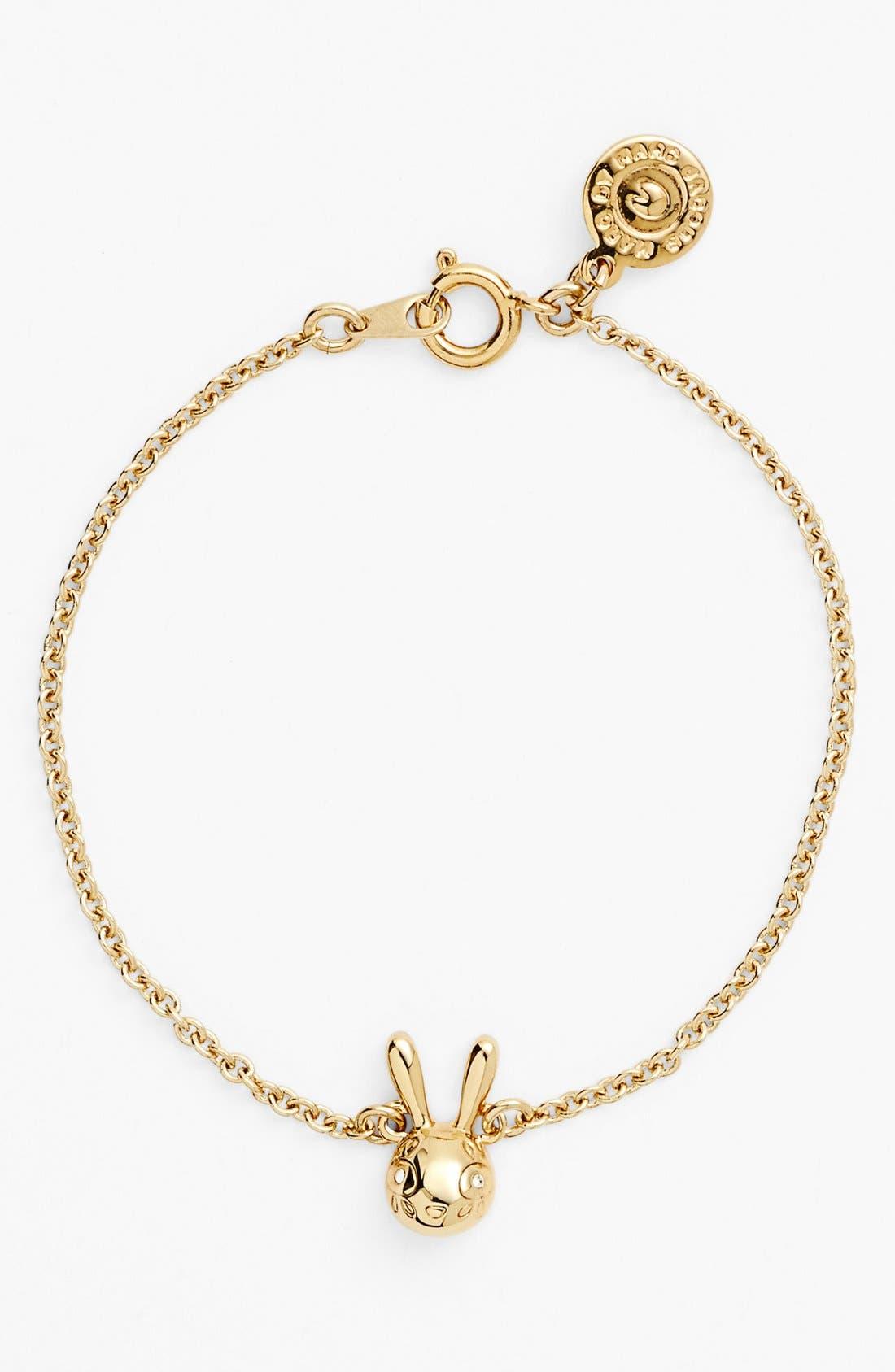 Main Image - MARC BY MARC JACOBS 'Dynamite' Bunny Line Bracelet