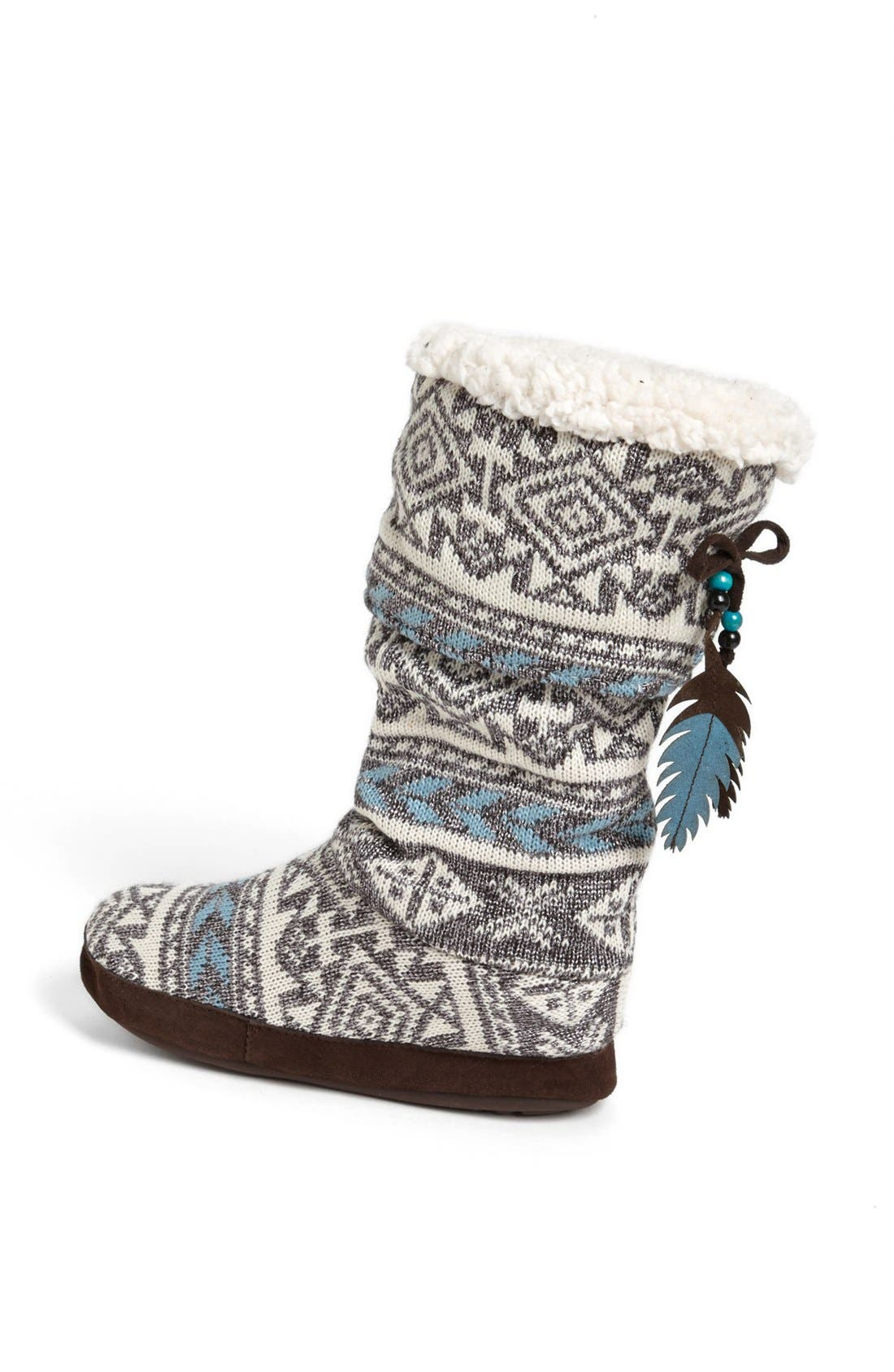 Alternate Image 2  - MUK LUKS 'Winona' Tall Slipper