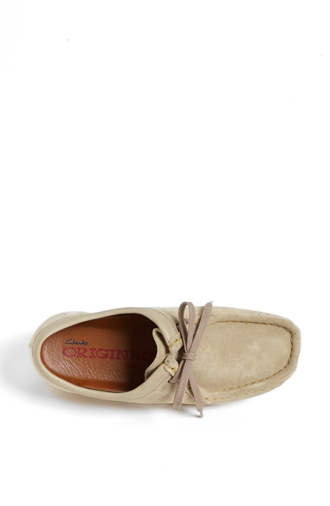 Alternate Image 3  - Clarks® Originals 'Wallabee' Loafer