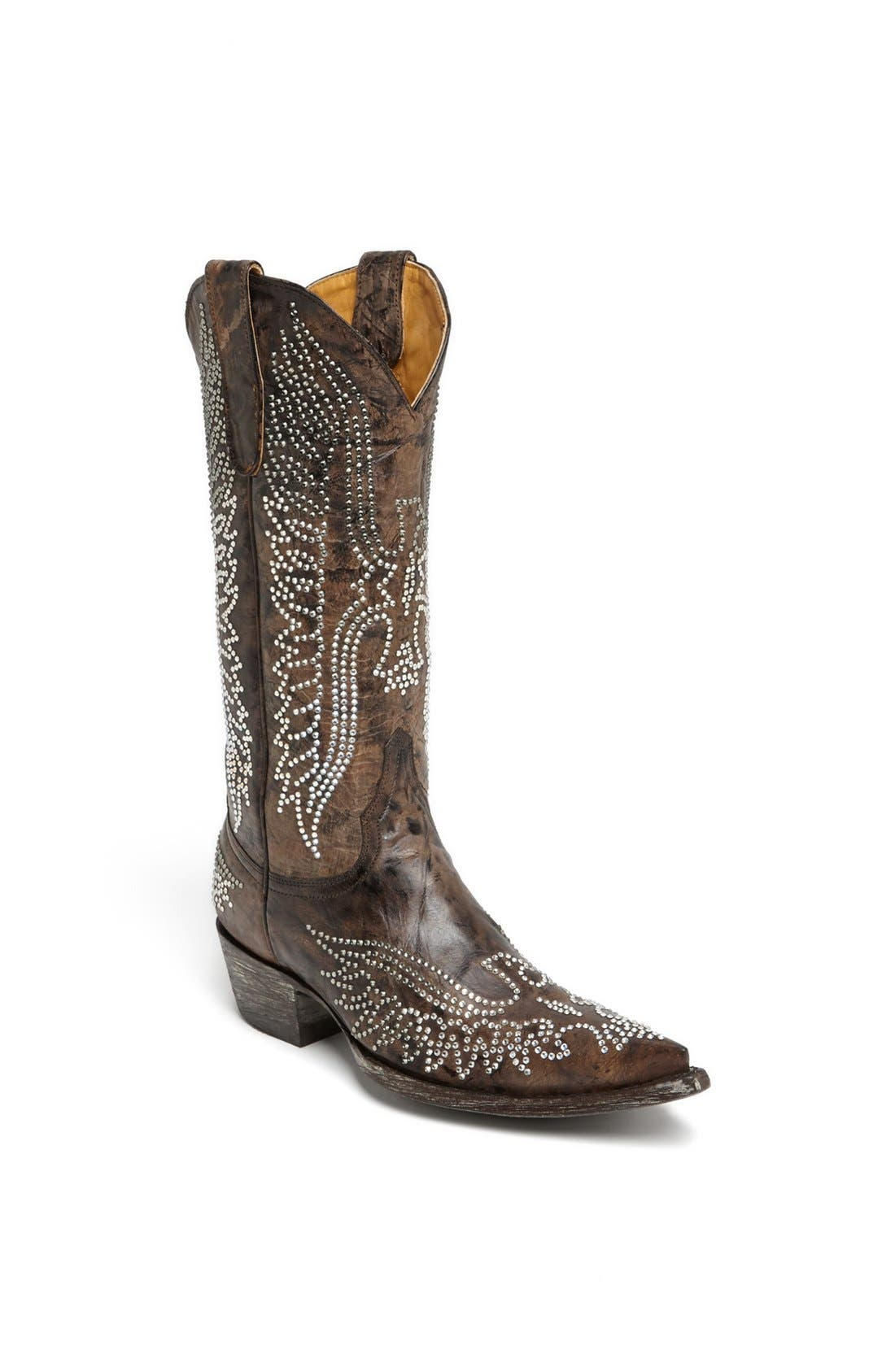Alternate Image 1 Selected - Old Gringo 'Eagle Swarovski' Boot