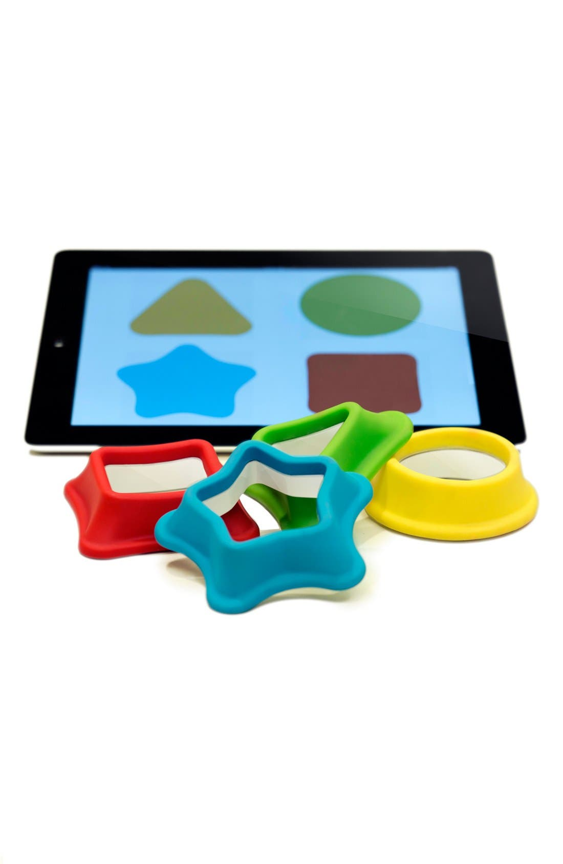 Alternate Image 2  - Tiggly 'Shapes' iPad Learning Toy (Baby)