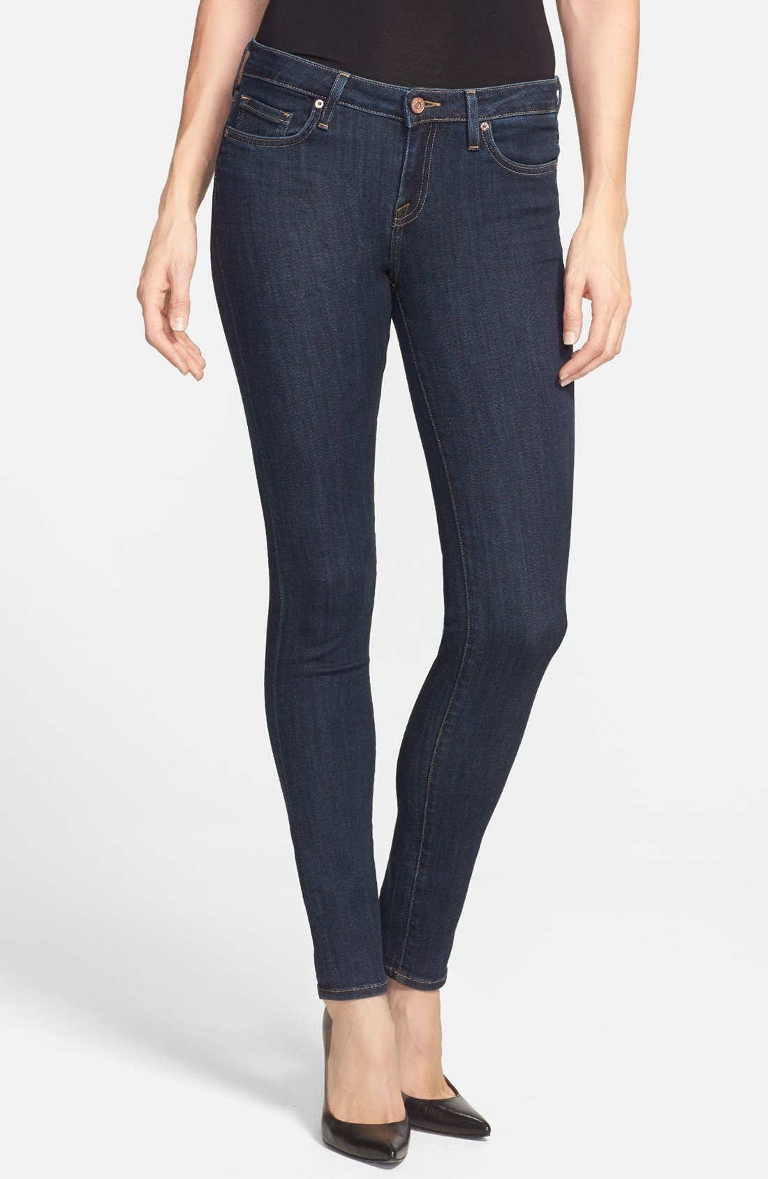 Alternate Image 1 Selected - Joie Stretch Skinny Jeans