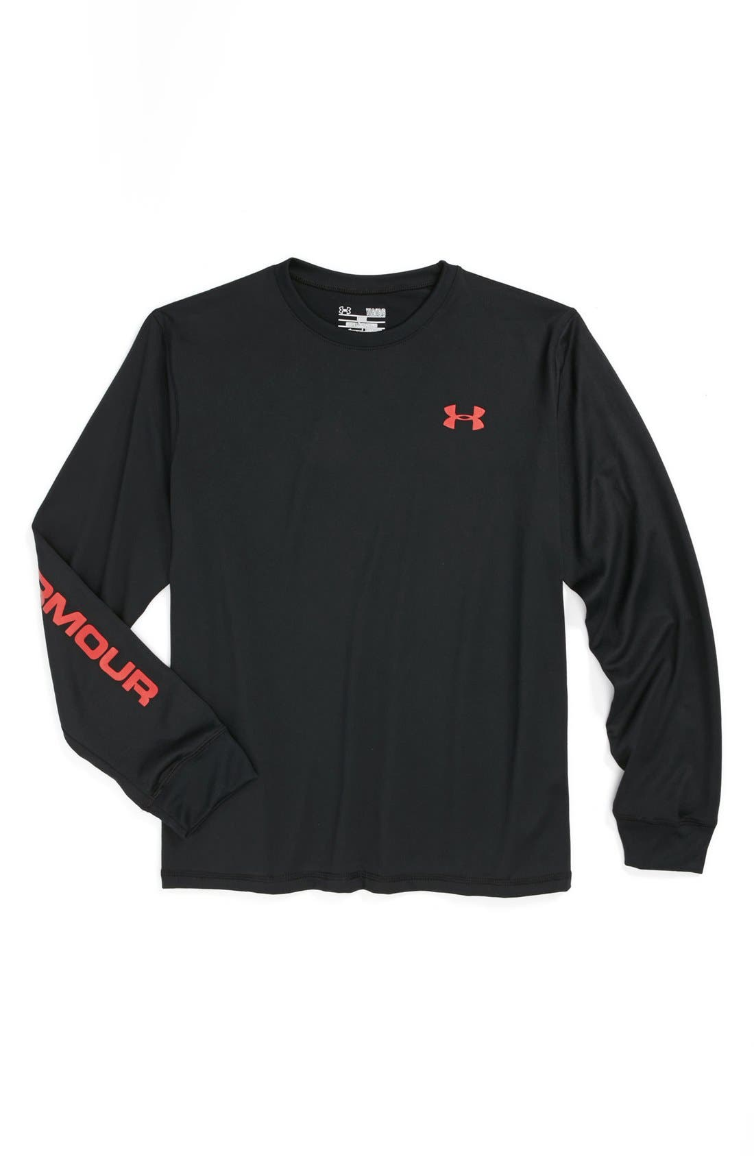 Alternate Image 1 Selected - Under Armour 'Cray' HeatGear® T-Shirt (Big Boys)