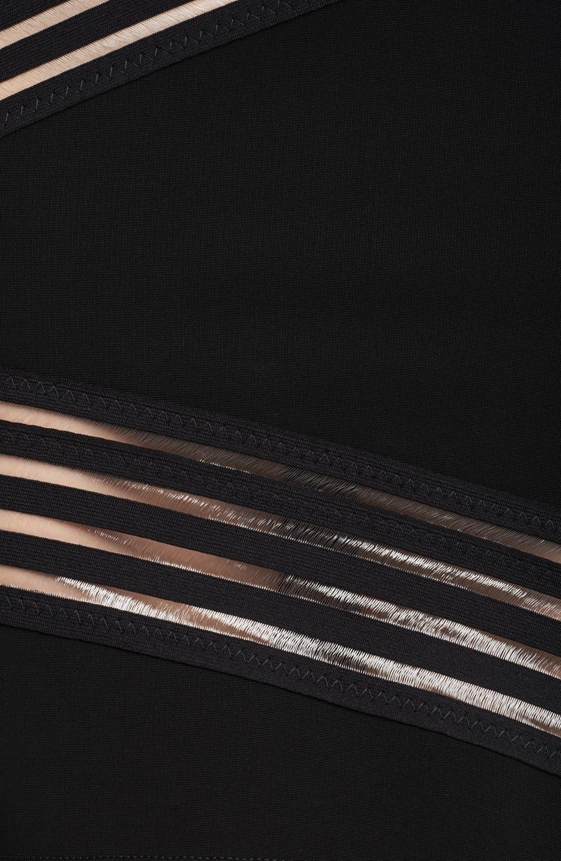 Alternate Image 3  - Christopher Kane Tape Detail Pencil Skirt