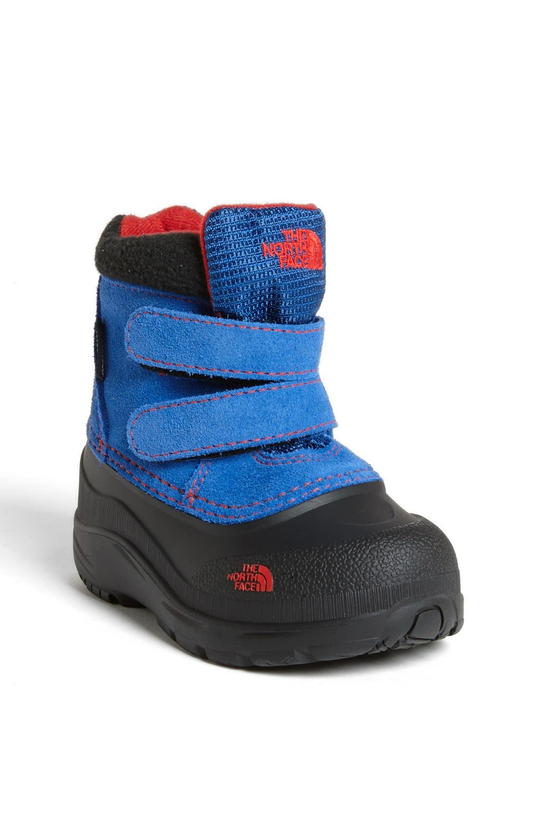 Alternate Image 1 Selected - The North Face 'Chilkat' Waterproof Snow Boot (Walker & Toddler)
