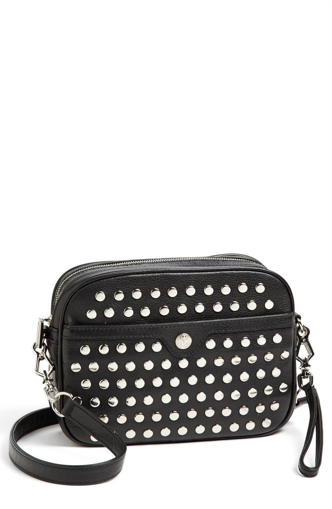 Alternate Image 1 Selected - Rebecca Minkoff 'Rumor' Leather Crossbody Bag, Small