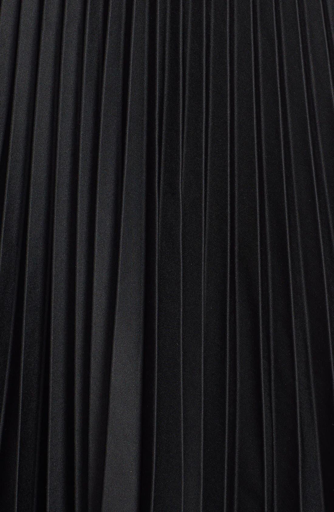 Alternate Image 3  - MICHAEL Michael Kors Knife Pleated Skirt